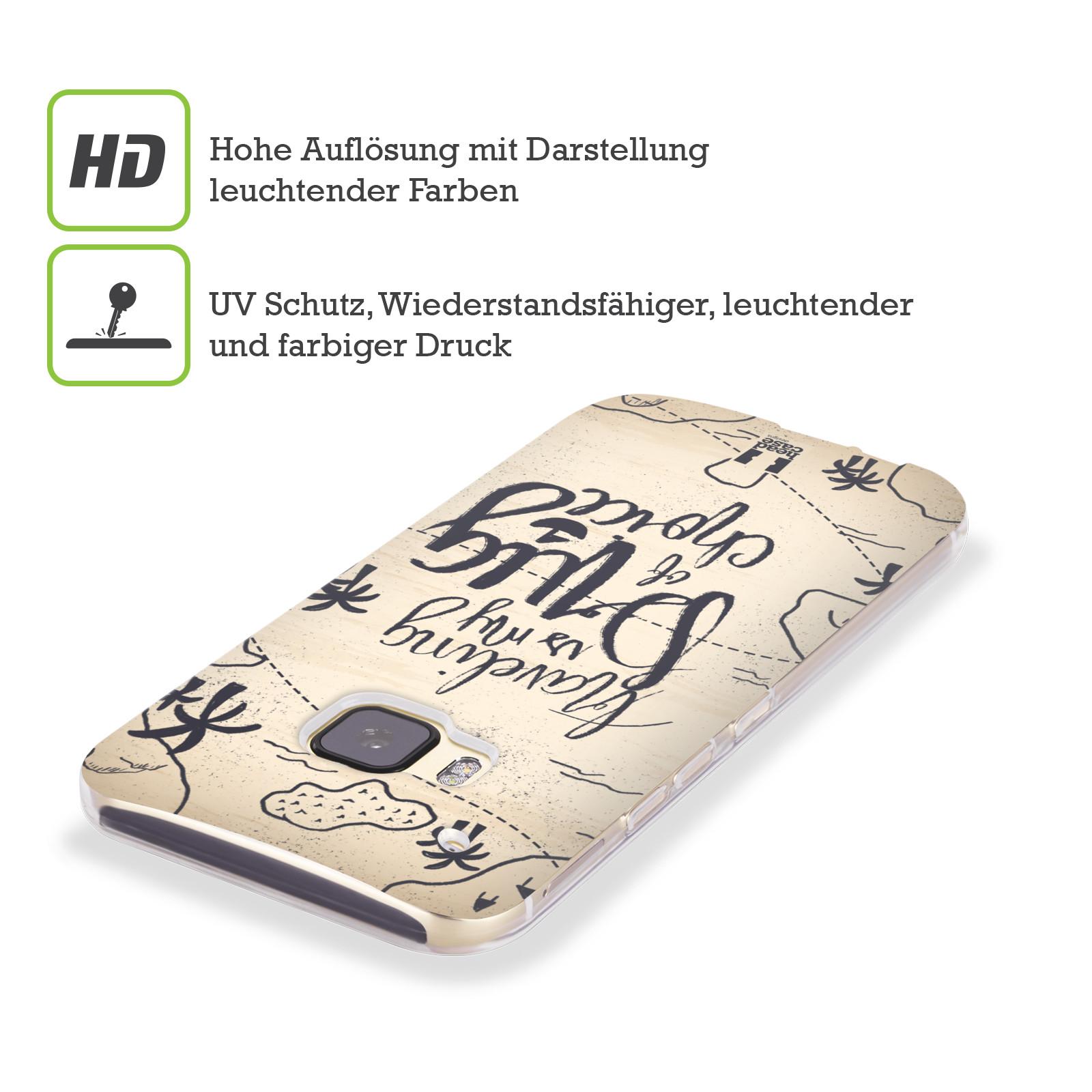HEAD-CASE-DESIGNS-VINTAGE-REISETAGEBUCH-SOFT-GEL-HULLE-FUR-HTC-HANDYS-2