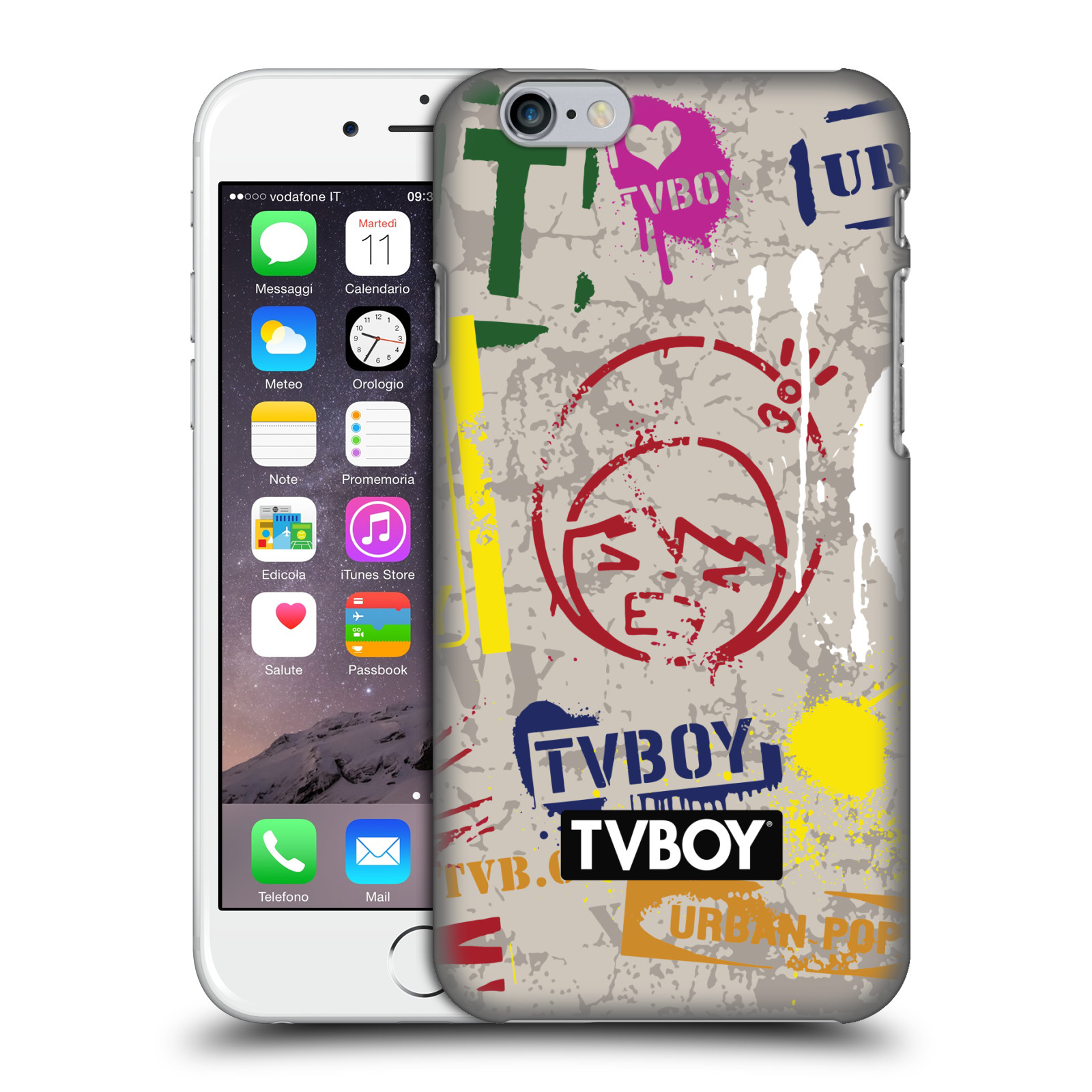 TVBOY Stencil All Over-One