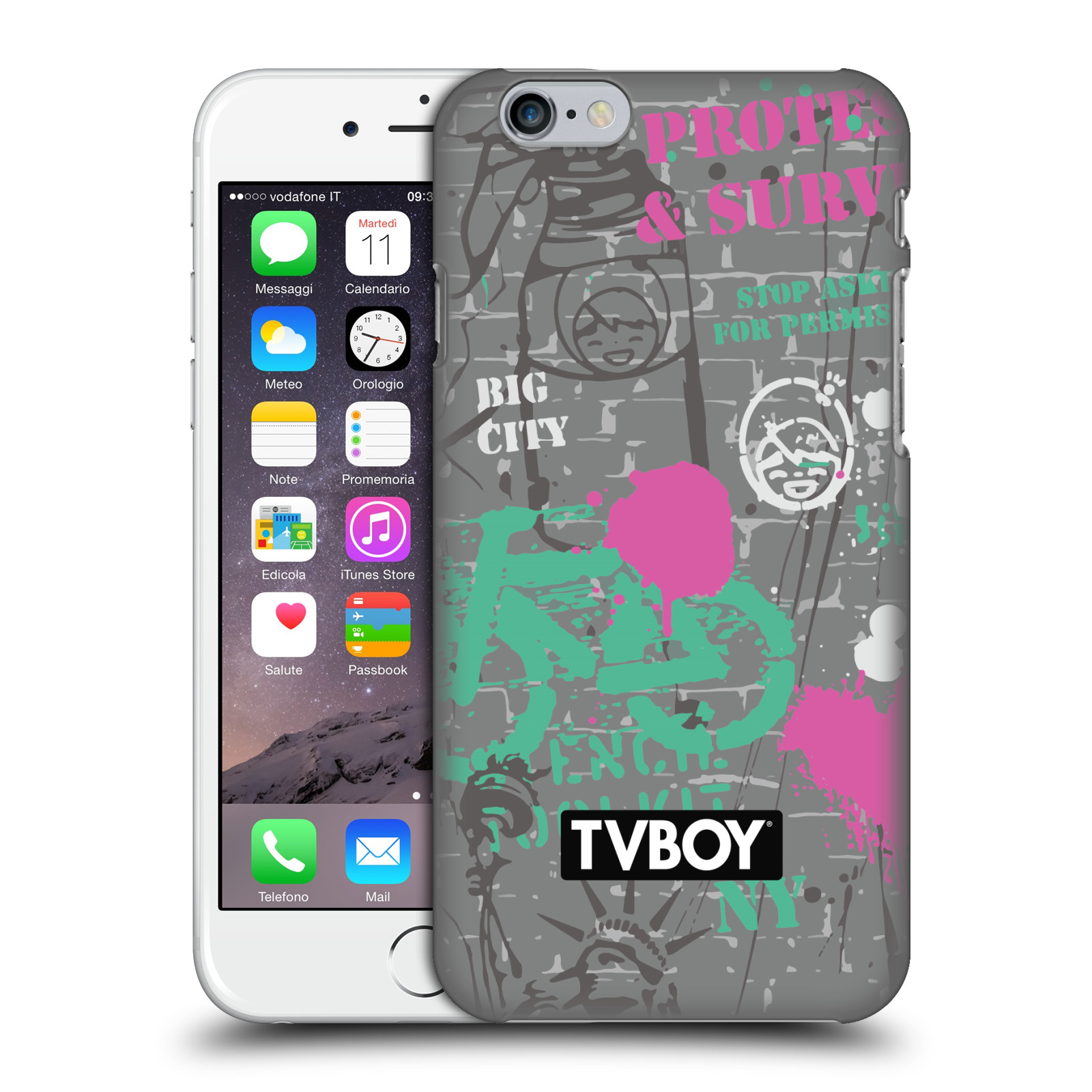TVBOY Stencil All Over-Two