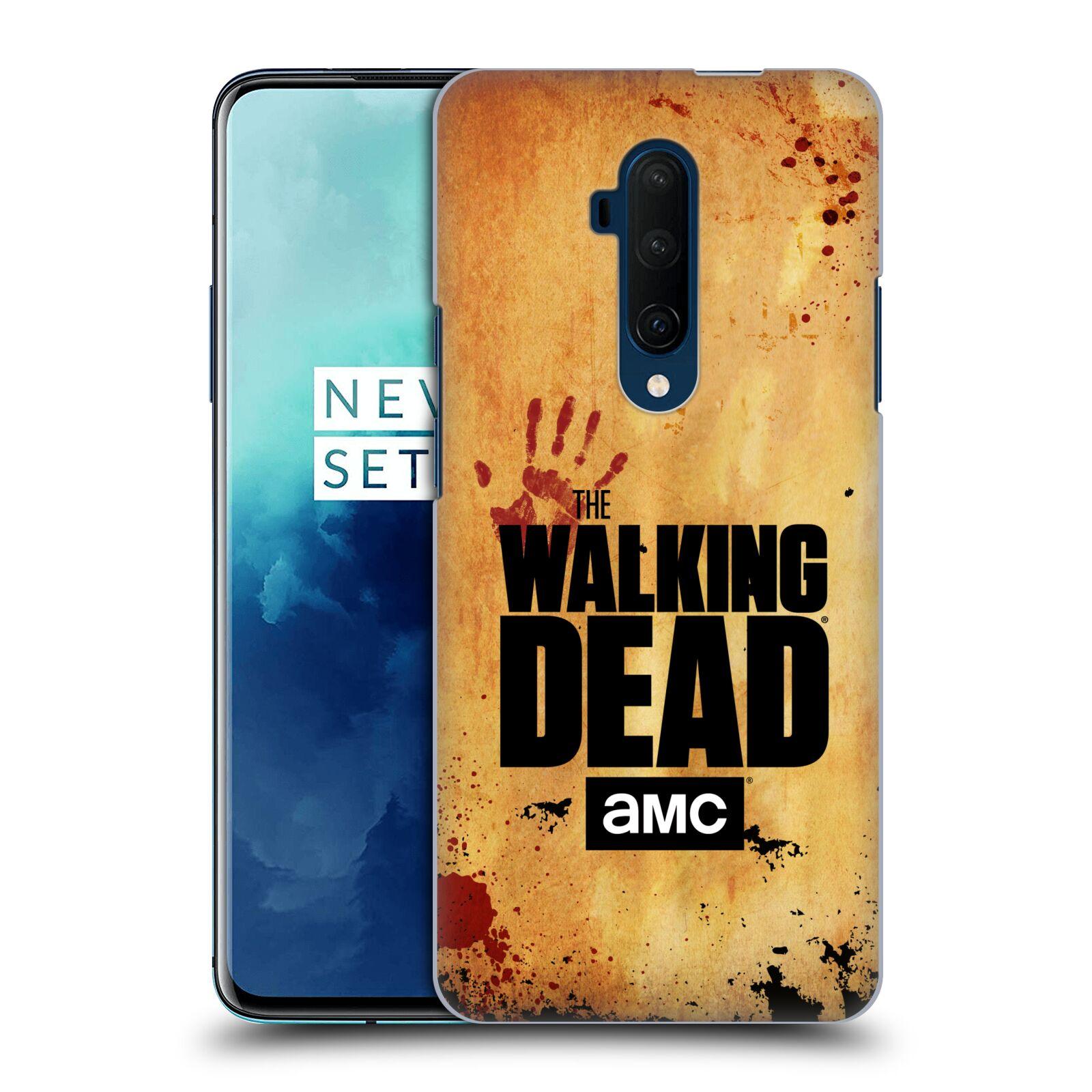 Pouzdro na mobil OnePlus 7T Pro - HEAD CASE - Živí Mrtví Logo