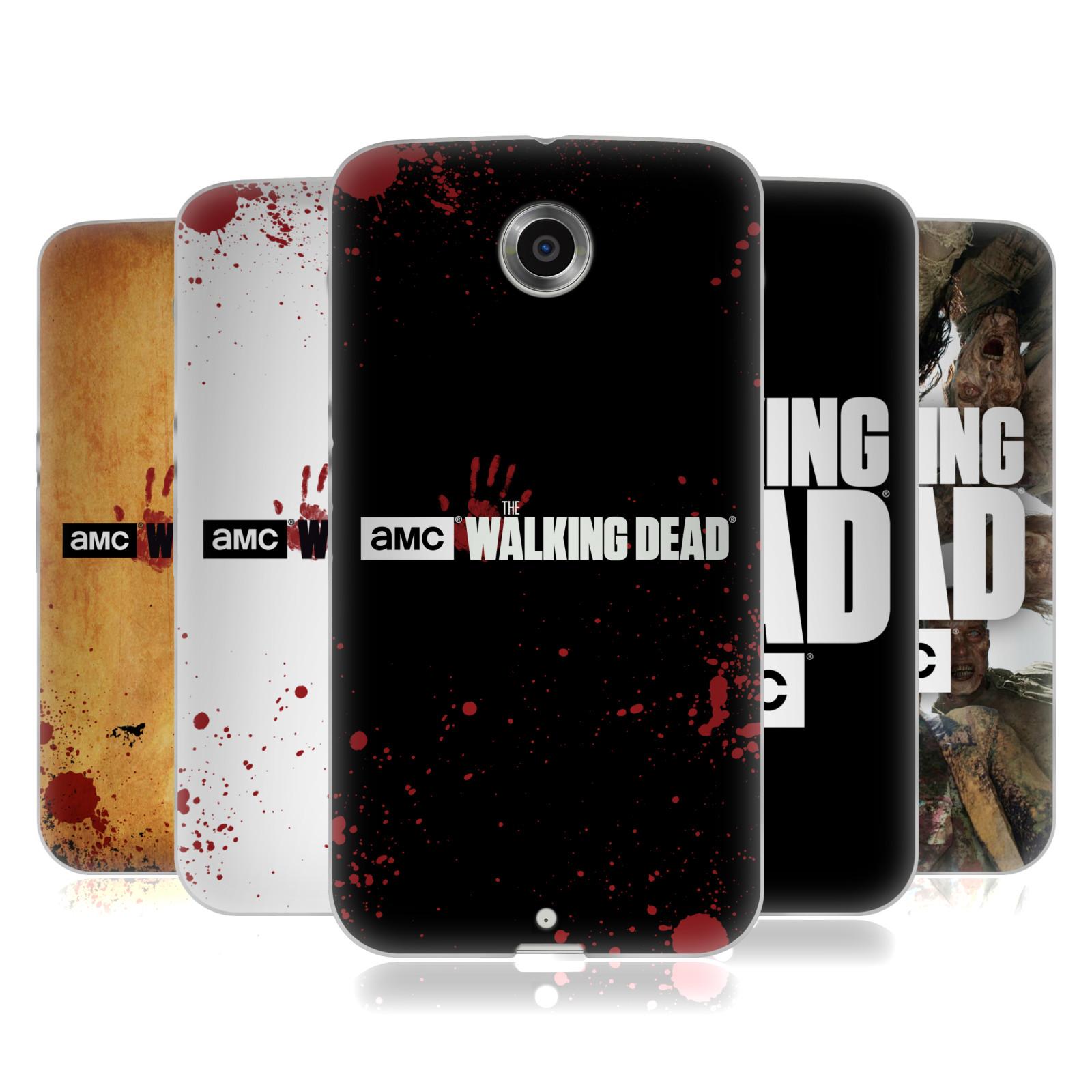 OFFICIAL AMC THE WALKING DEAD LOGO SOFT GEL CASE FOR ...