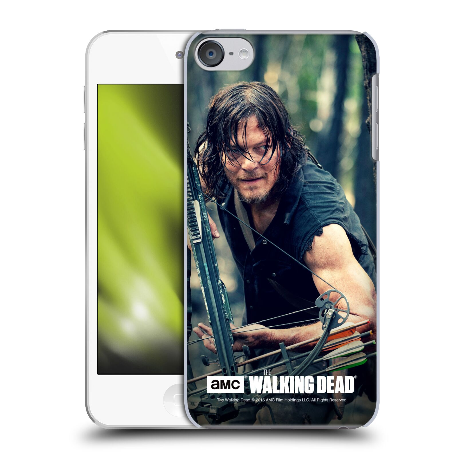 Taki Taki Lumba Mp3 Audio: OFFICIAL AMC THE WALKING DEAD DARYL DIXON BACK CASE FOR