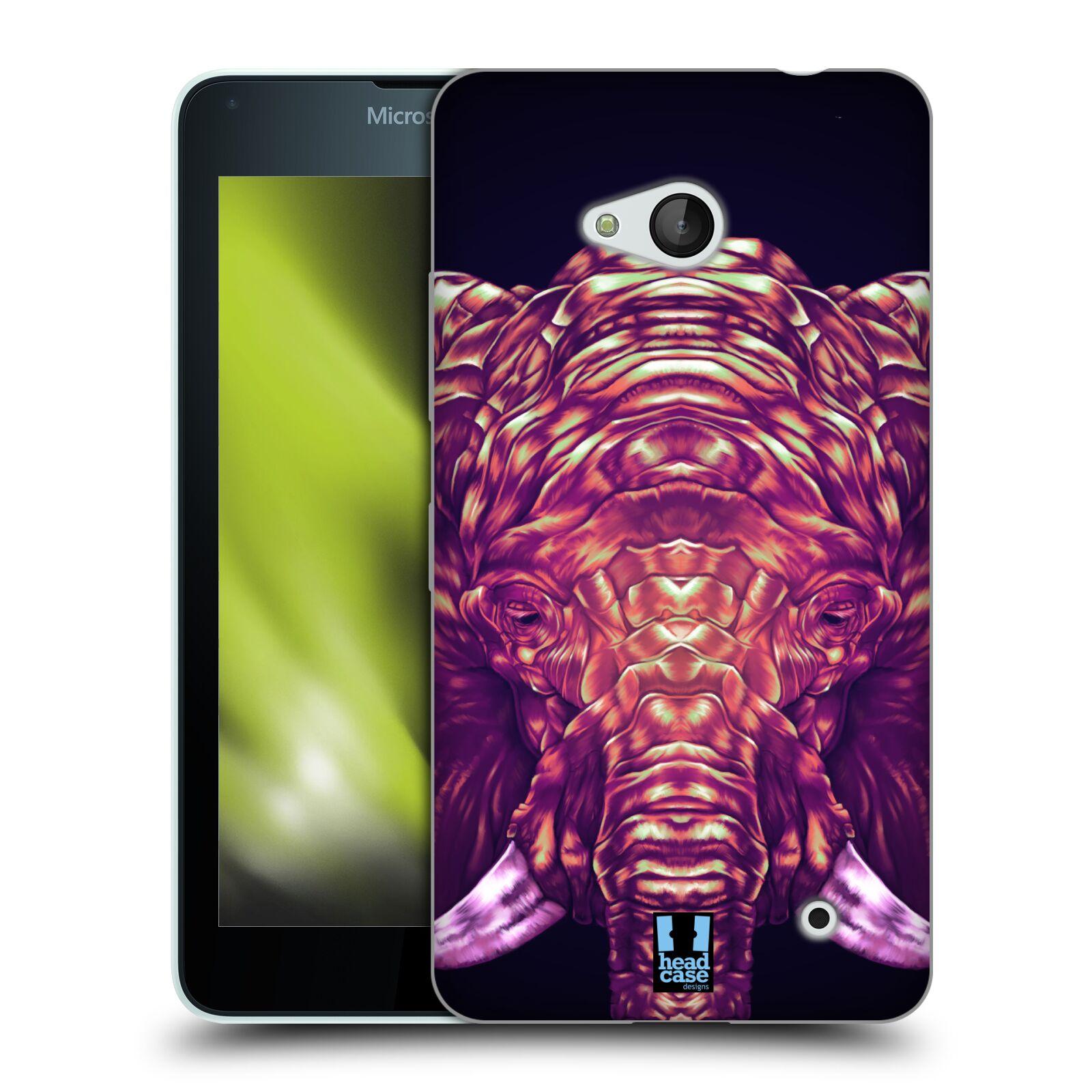 HEAD-CASE-DESIGNS-ULTRAVIOLET-ANIMALS-SOFT-GEL-CASE-FOR-NOKIA-PHONES-2