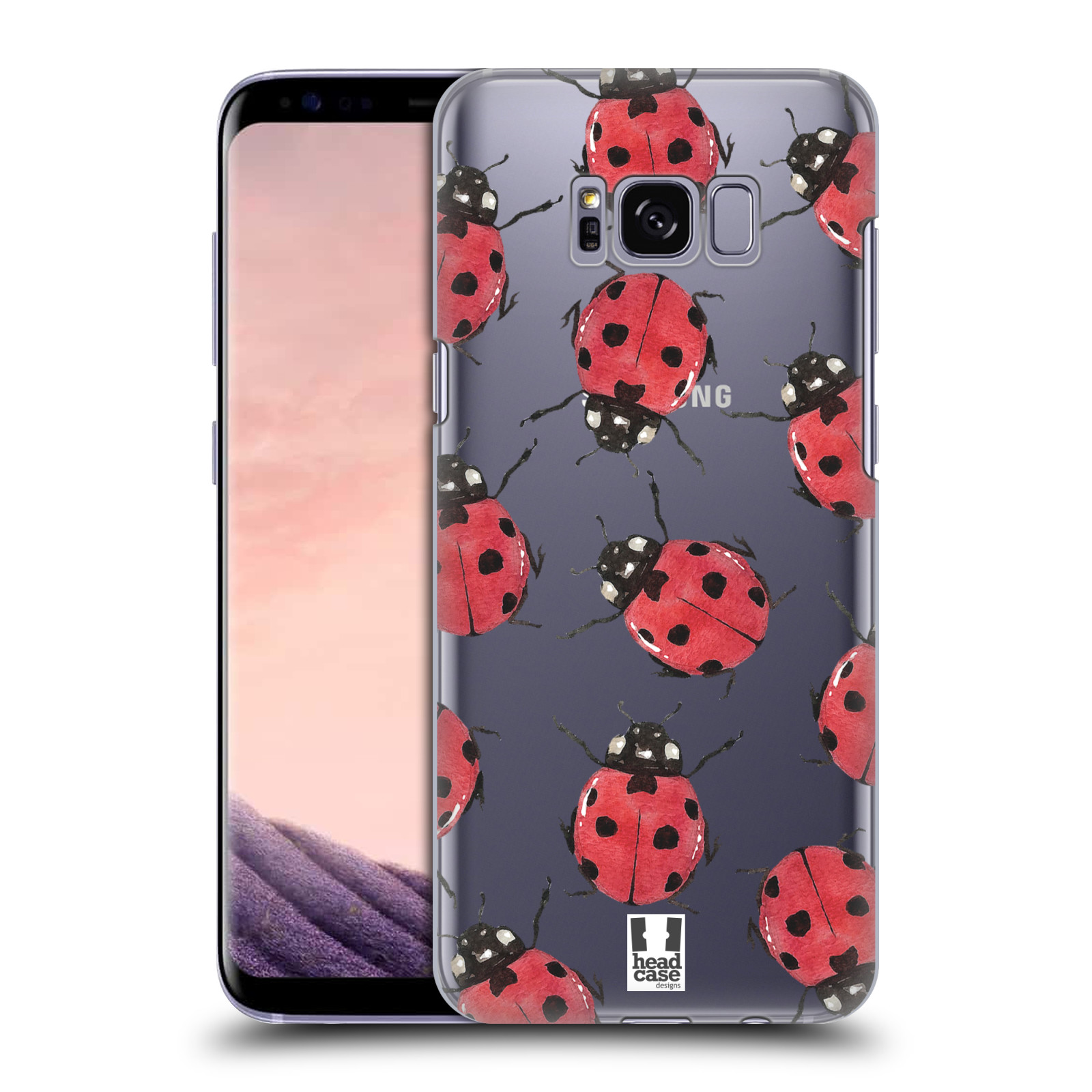 HEAD-CASE-DESIGNS-WATERCOLOUR-INSECTS-HARD-BACK-CASE-FOR-SAMSUNG-GALAXY-S8