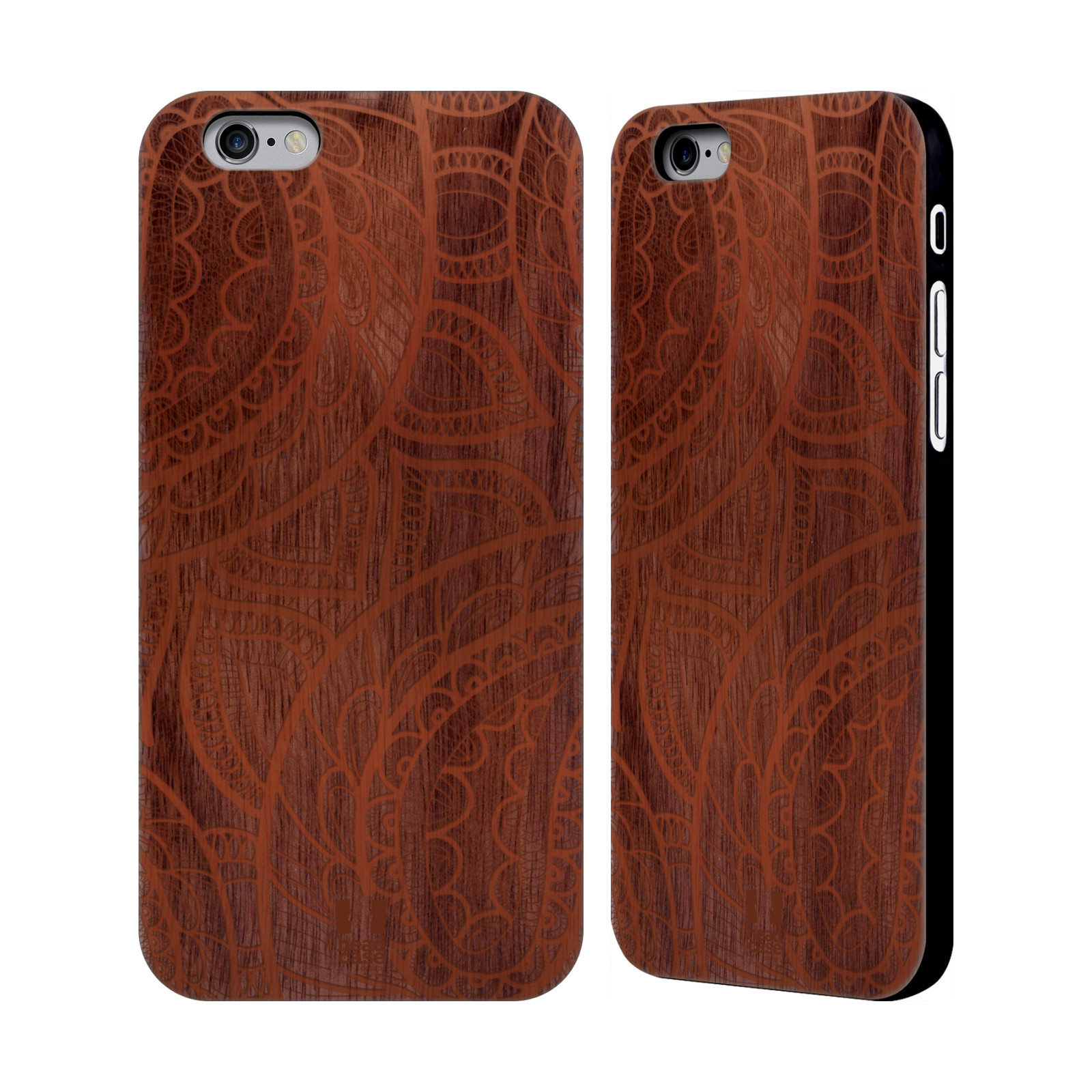 Head case designs art bois noyer en bois de capot de coque for Case en bois