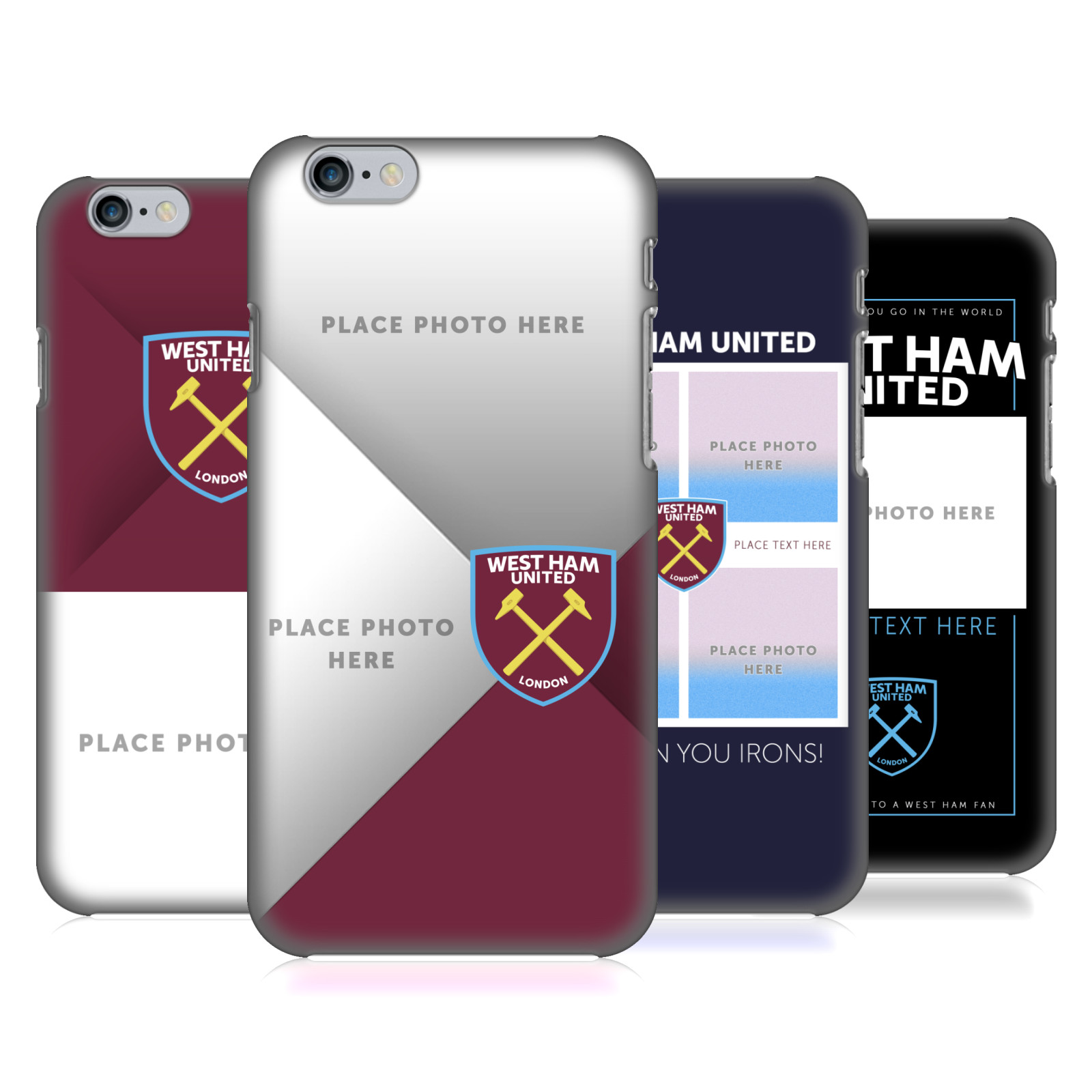 West Ham United FC 2017/18 Personalized