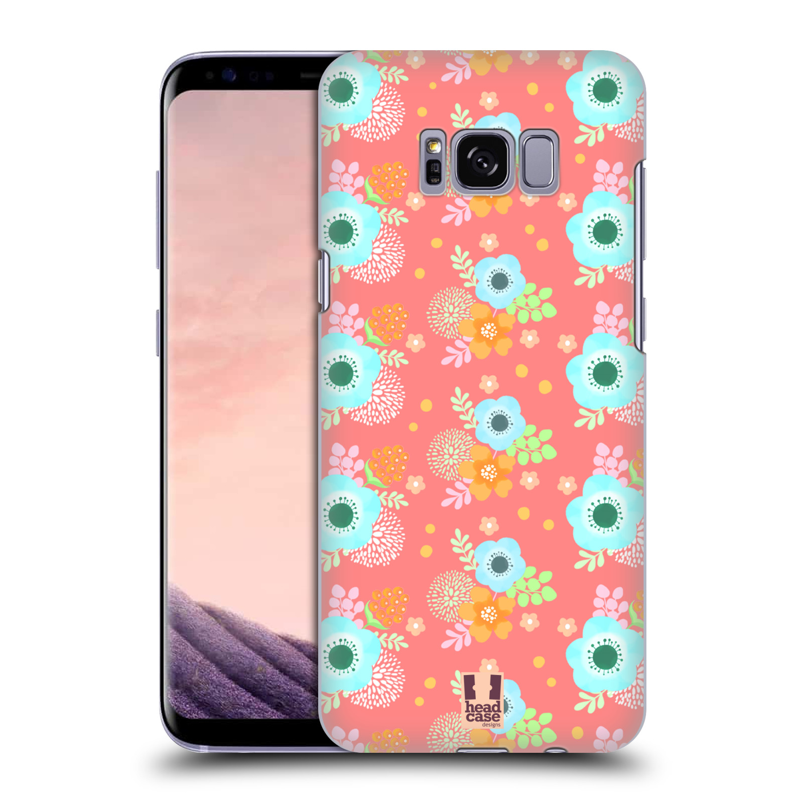 HEAD-CASE-DESIGNS-WHIMSICAL-FLOWERS-HARD-BACK-CASE-FOR-SAMSUNG-GALAXY-S8