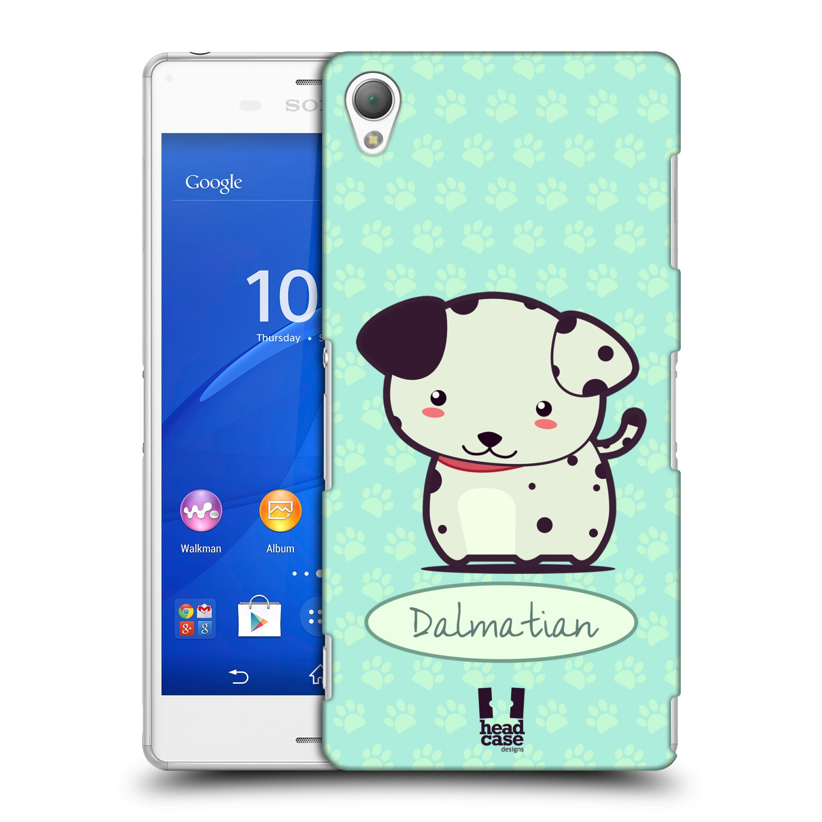 HEAD CASE DESIGNS WONDER DOGS CASE COVER FOR SONY XPERIA Z3