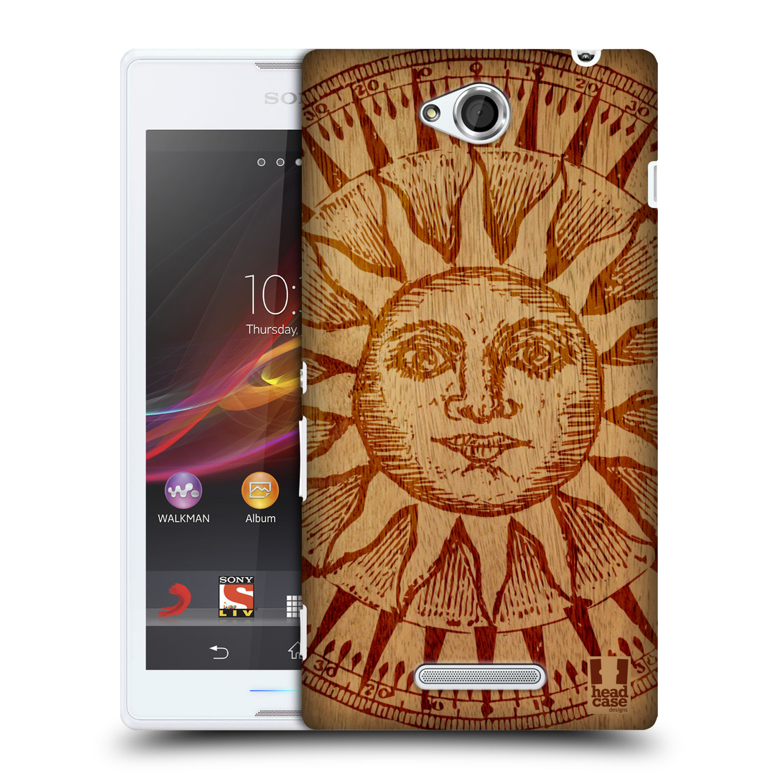 เคส Sony Xperia C - Sun