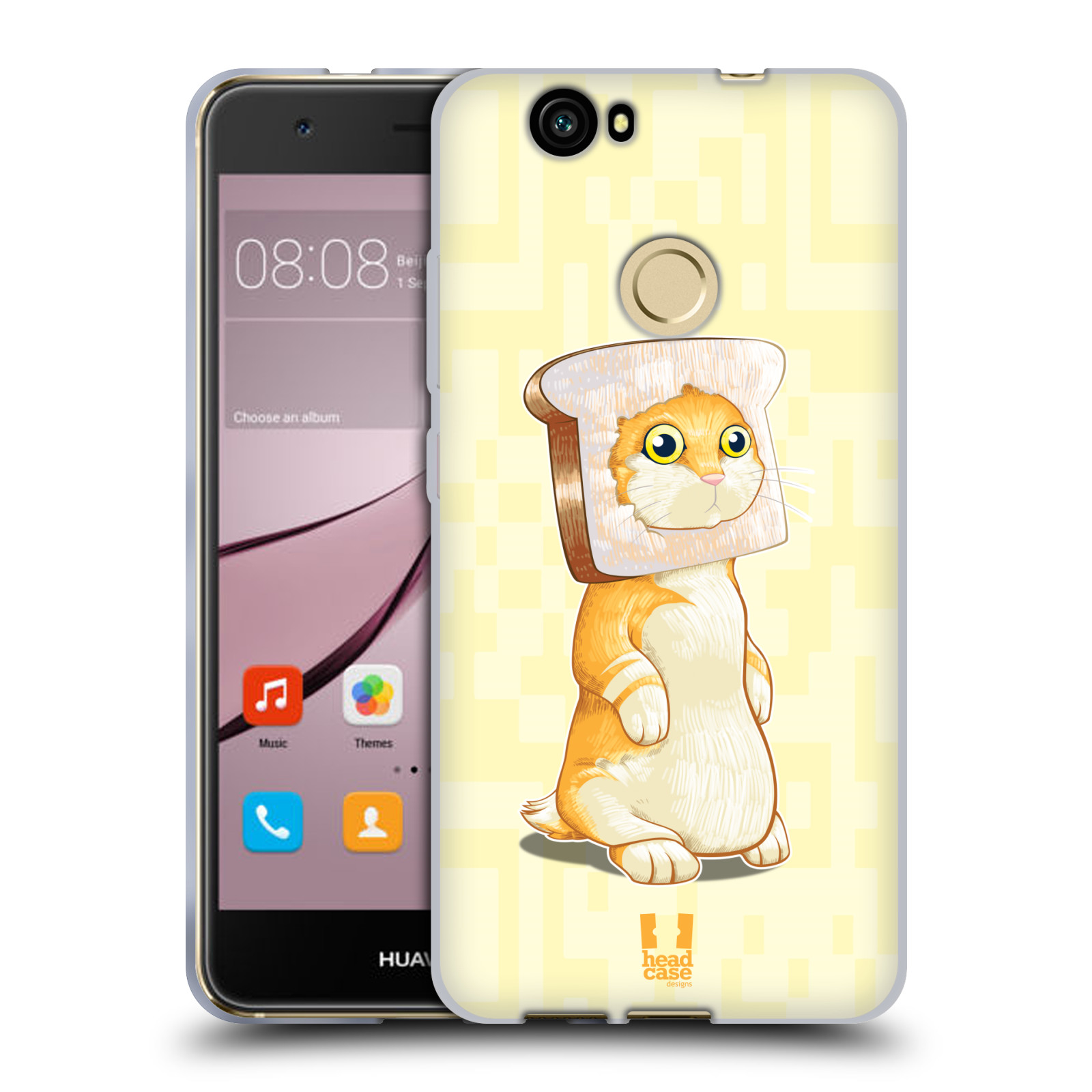 HEAD-CASE-DESIGNS-WUT-SOFT-GEL-CASE-FOR-HUAWEI-NOVA