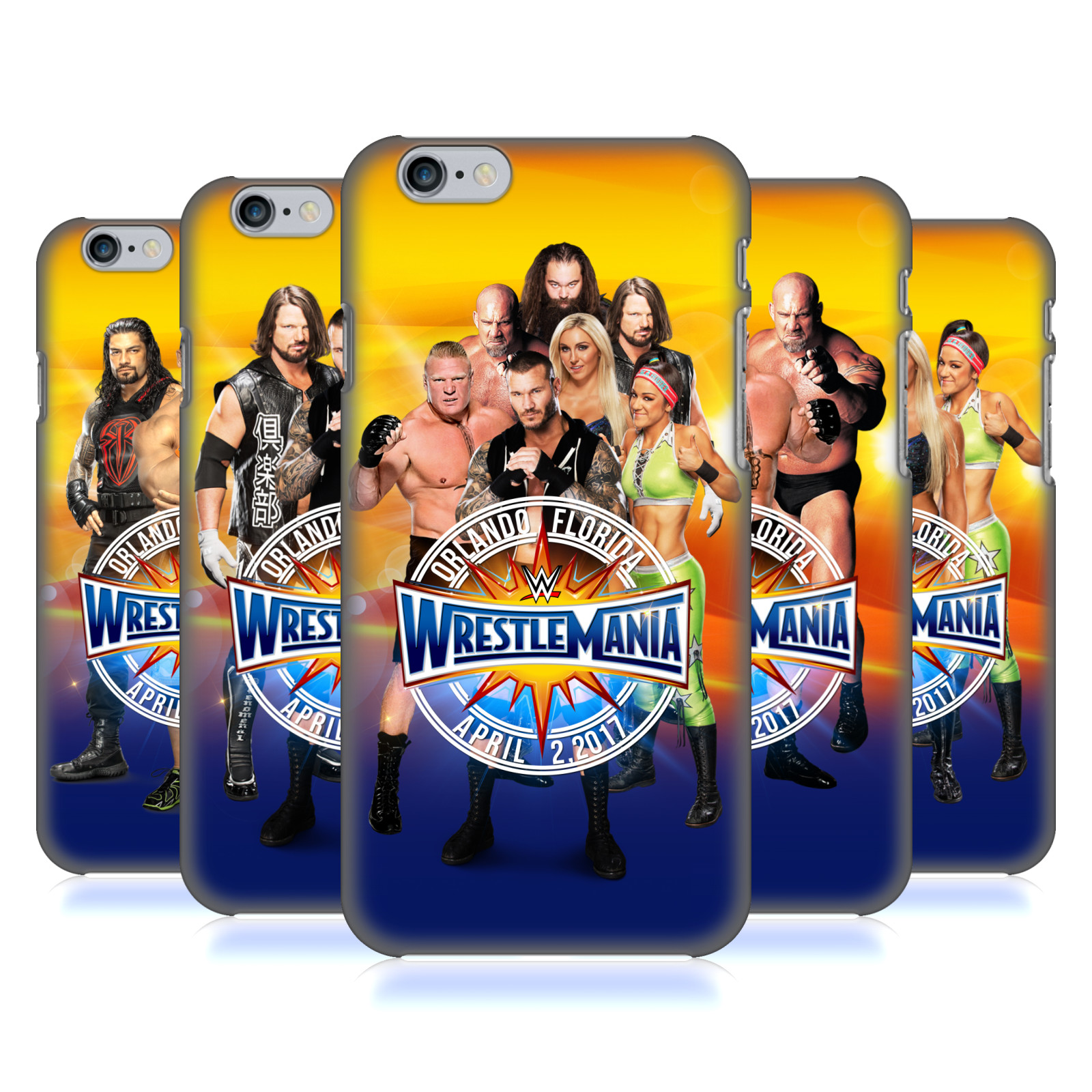 WWE Wrestlemania 33 Superstars