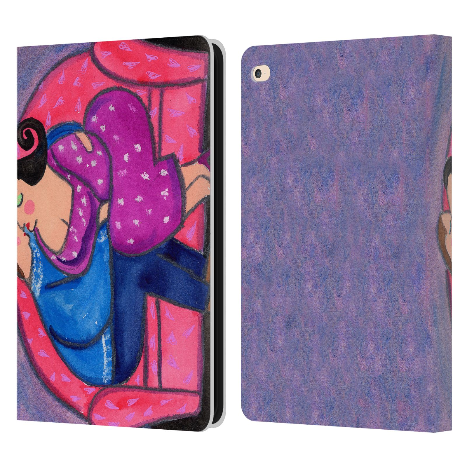 Best Ipad Book Cover : Official wyanne big diva leather book wallet case cover