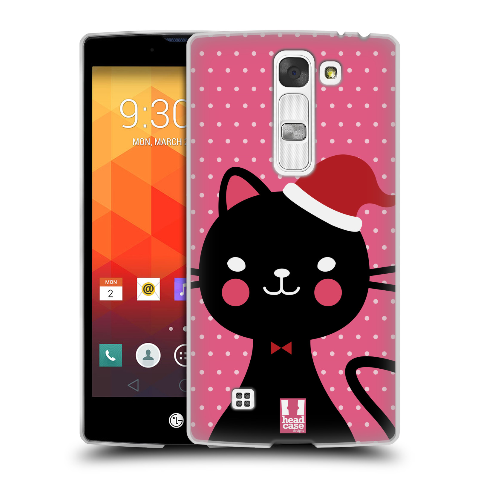 HEAD-CASE-DESIGNS-CHRISTMAS-CATS-SOFT-GEL-CASE-FOR-LG-PHONES-2