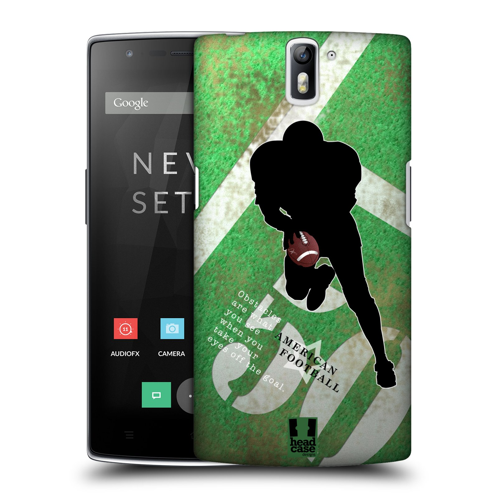 HEAD CASE DESIGNS EXTREME SPORTS COLLECTION 1 HARD BACK CASE FOR ONEPLUS ONE