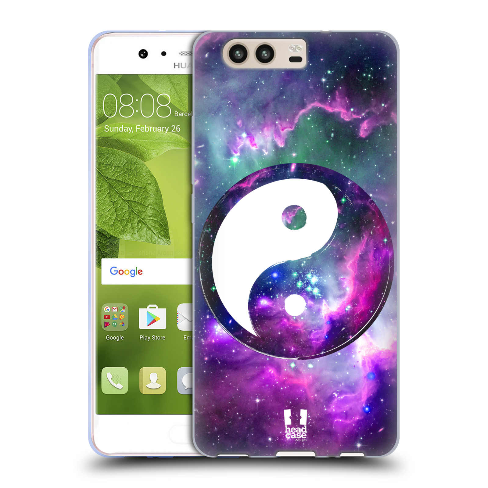 HEAD-CASE-DESIGNS-COLLEZIONE-YIN-E-YANG-COVER-MORBIDA-IN-GEL-PER-HUAWEI-P10