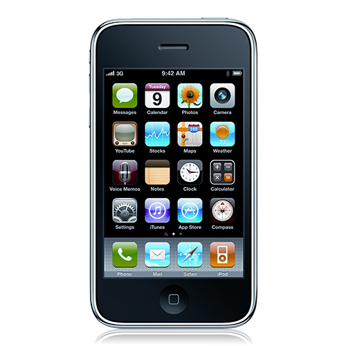 iPhone 3GS/3G