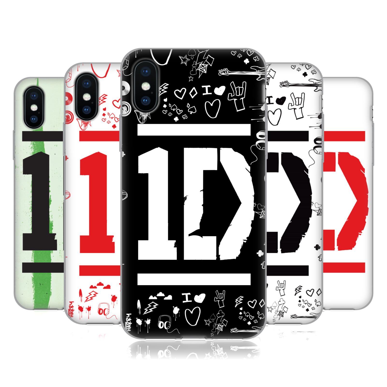 One Direction Bar Form Logo Designs