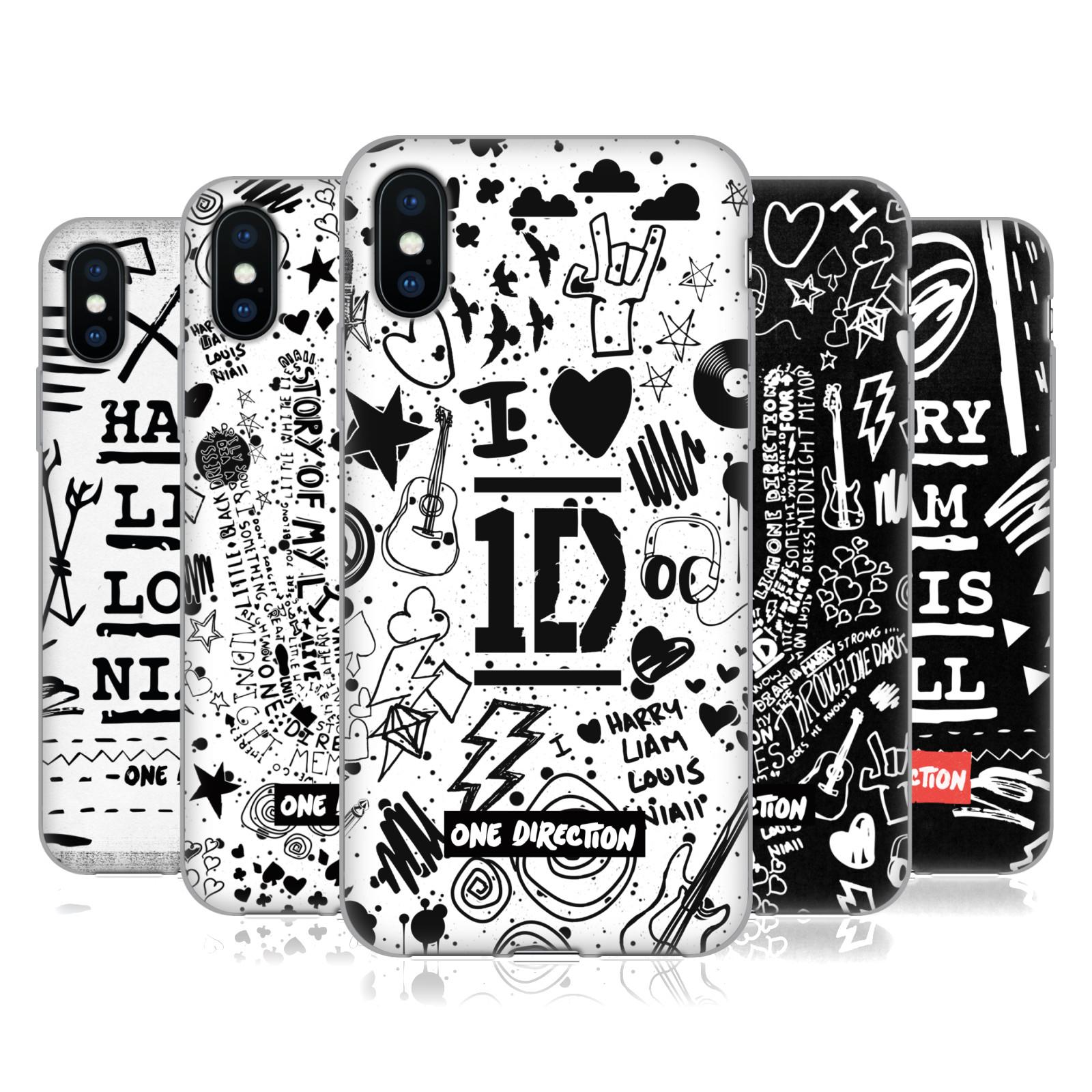 One Direction Doodle Design