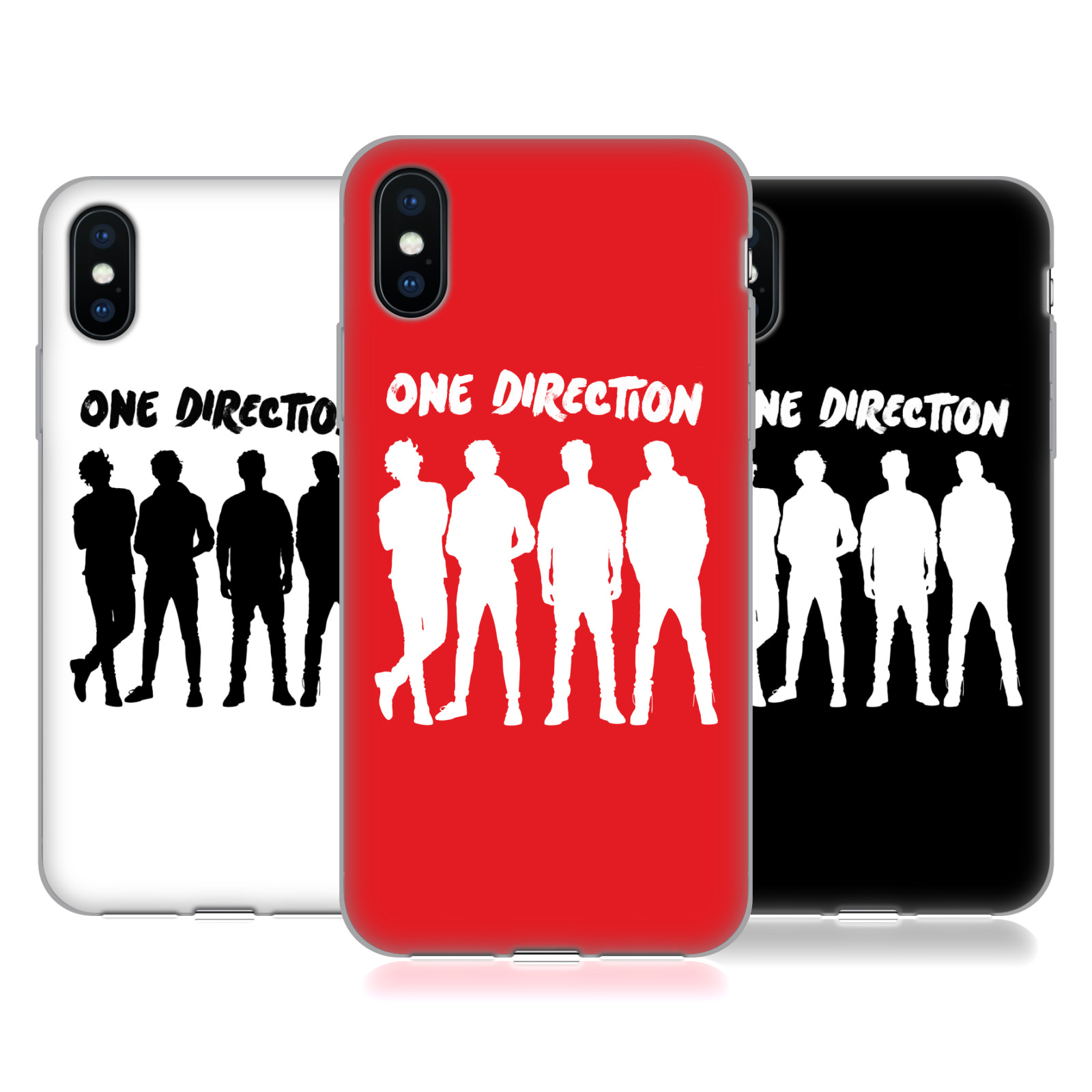 One Direction Group Silhouette