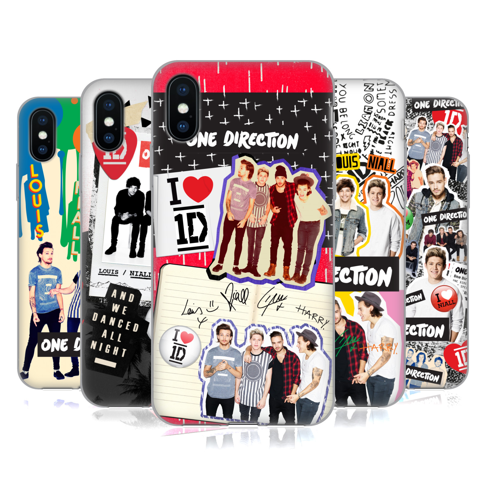 One Direction Locker Art Group
