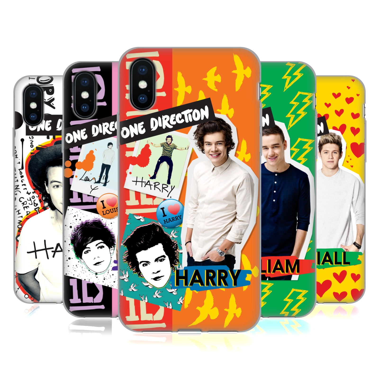 One Direction Locker Art Solo