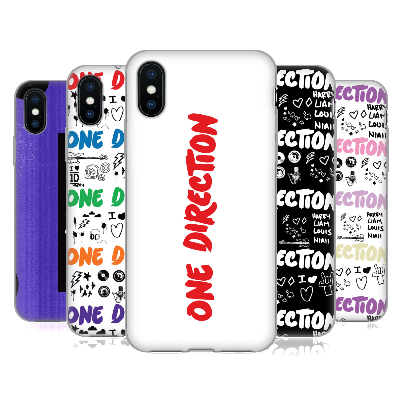 One Direction Longform Logo