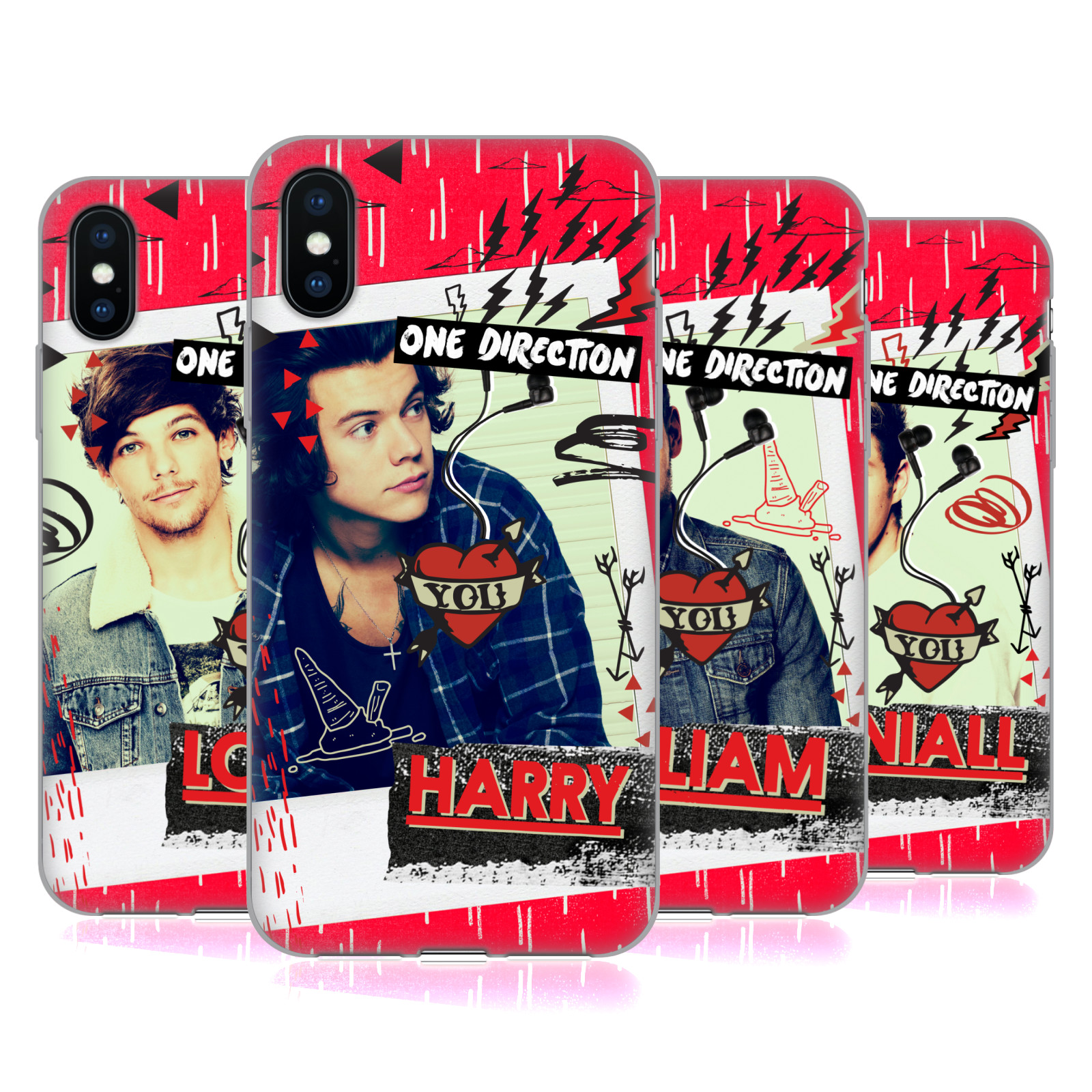 One Direction Midnight Memories Snapshot
