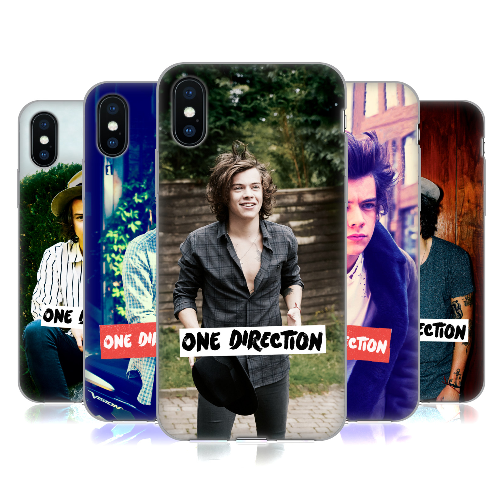 One Direction Harry Photo Filter