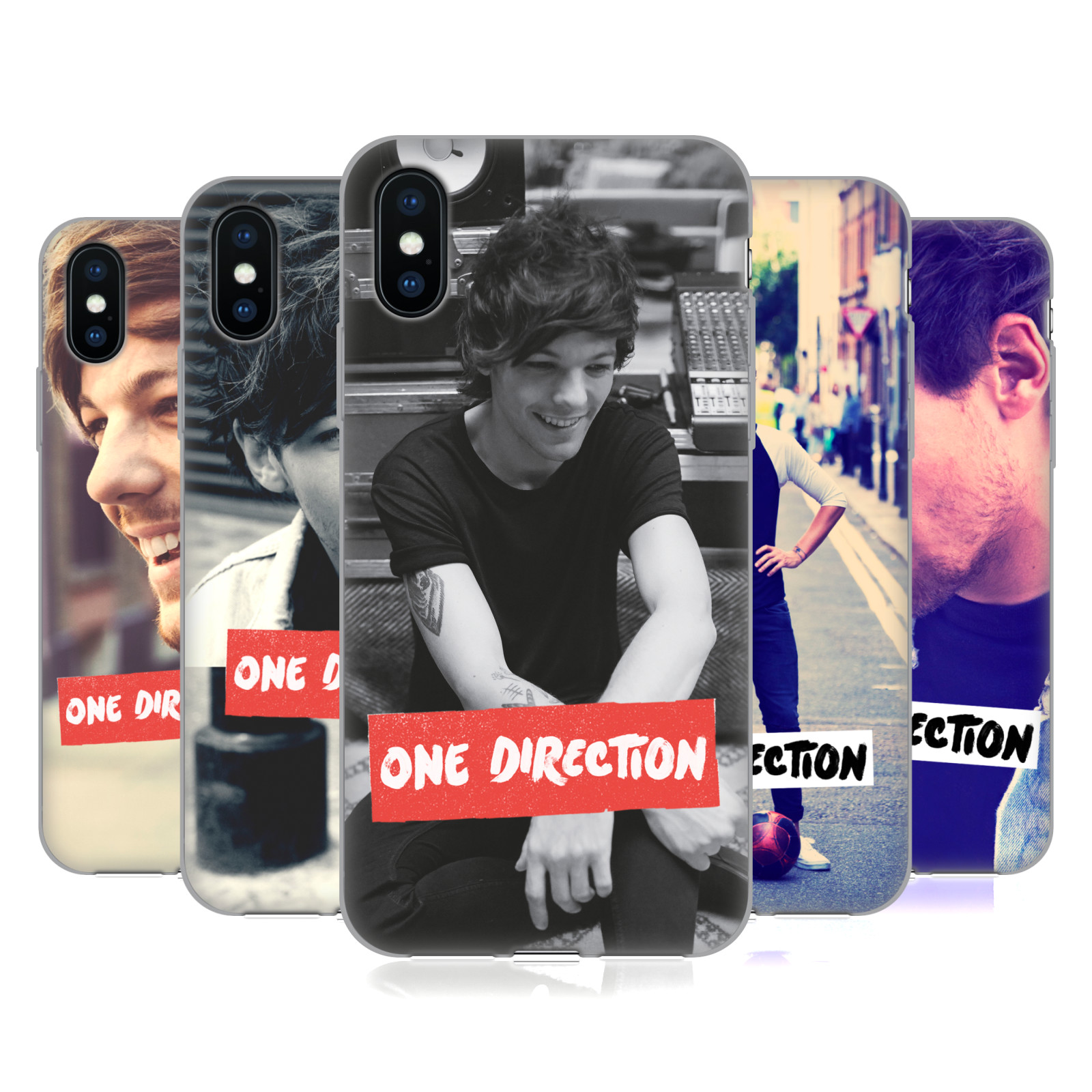 One Direction Louis Photo Filter