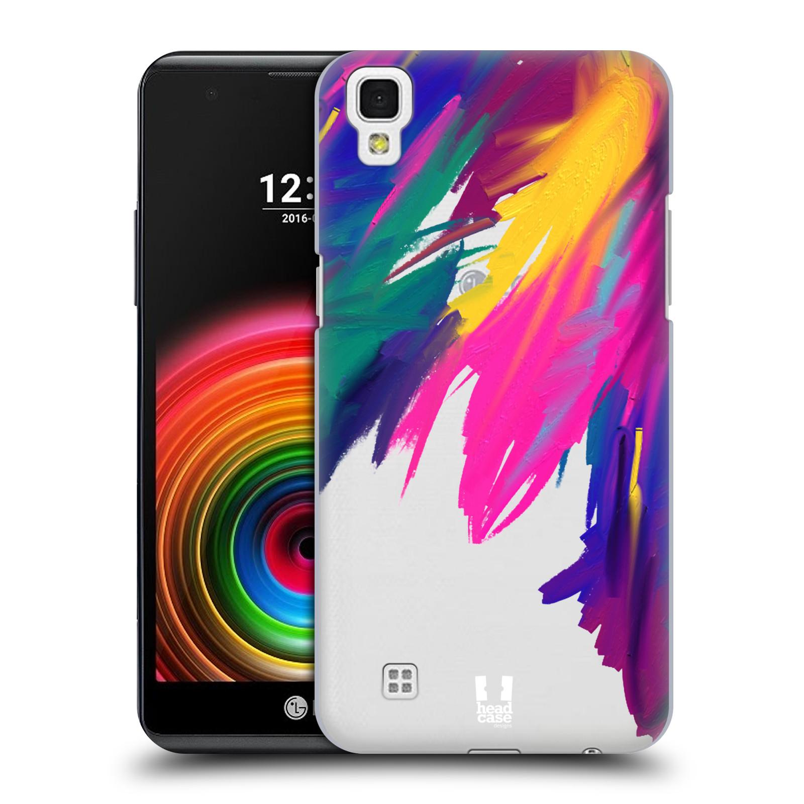 Case-Designs-Colorido-Abstracto-duro-HEAD-Funda-Trasera-Para-Telefonos-LG-2