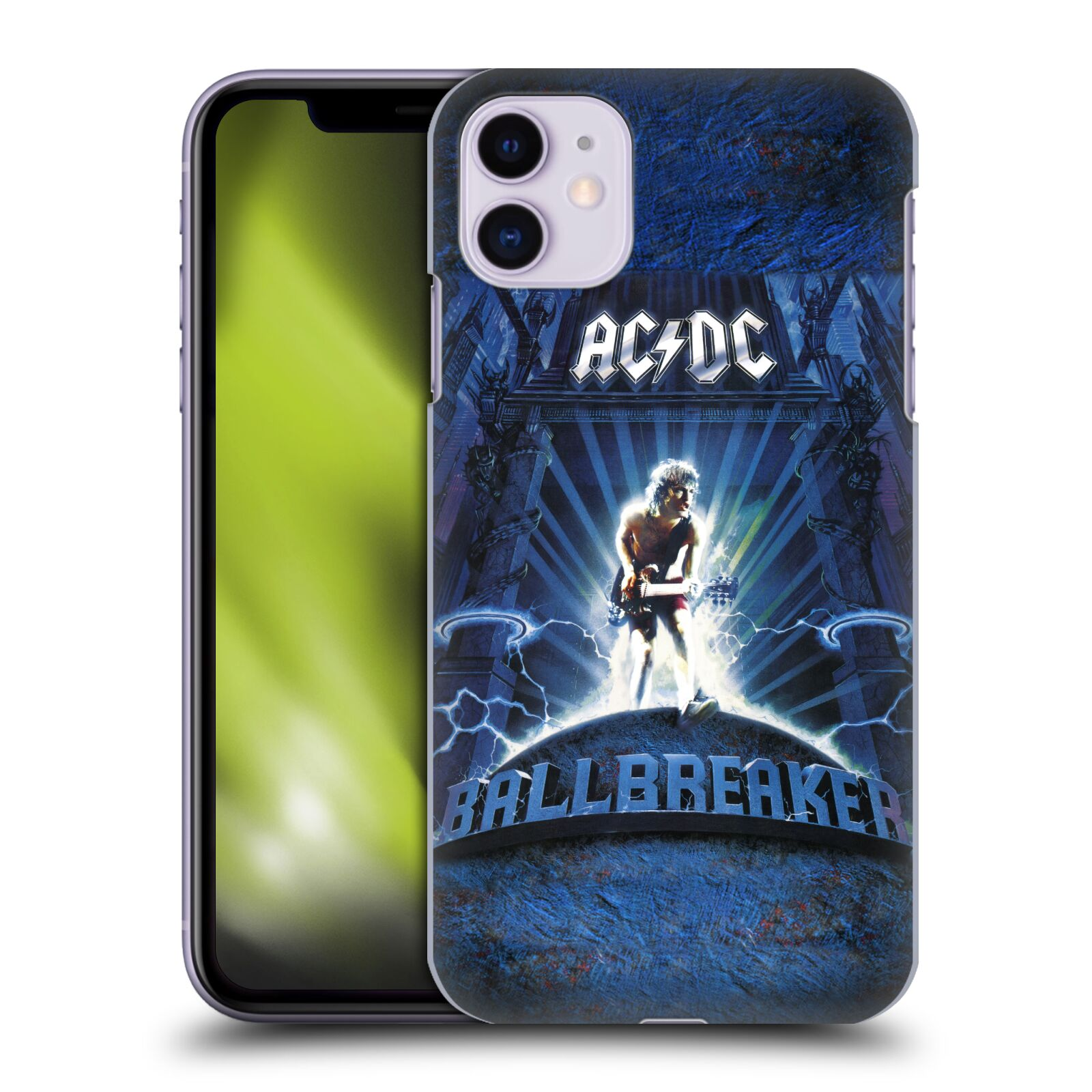 Official AC/DC ACDC Album Art Ballbreaker Back Case for Apple iPhone 11