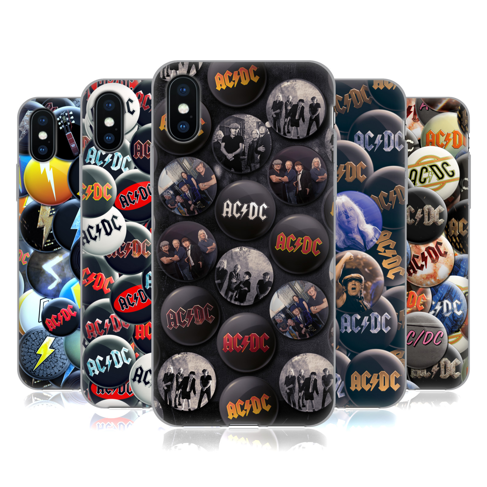 AC/DC ACDC <!--translate-lineup-->Button Pins<!--translate-lineup-->