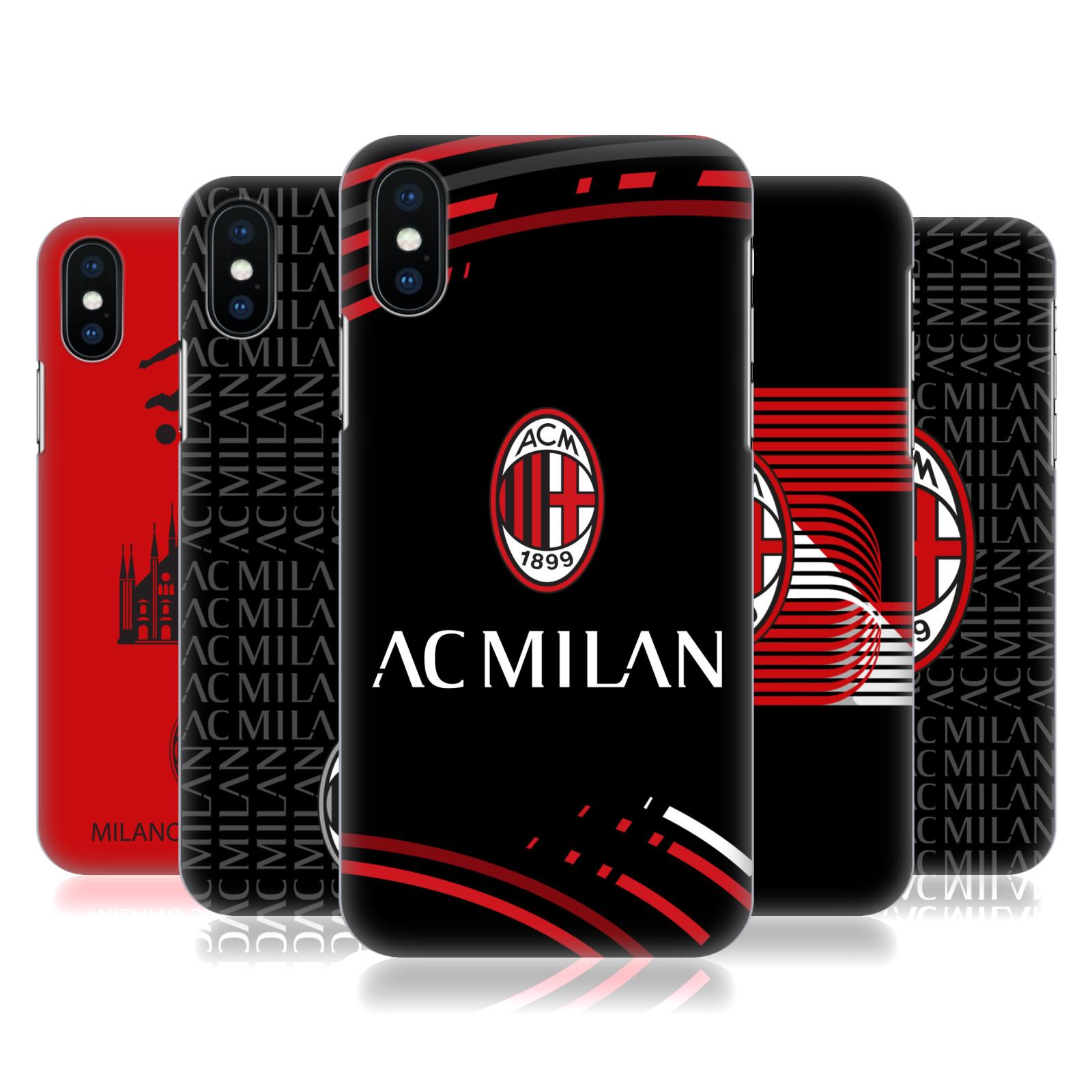 AC Milan 2018/19 Crest Patterns
