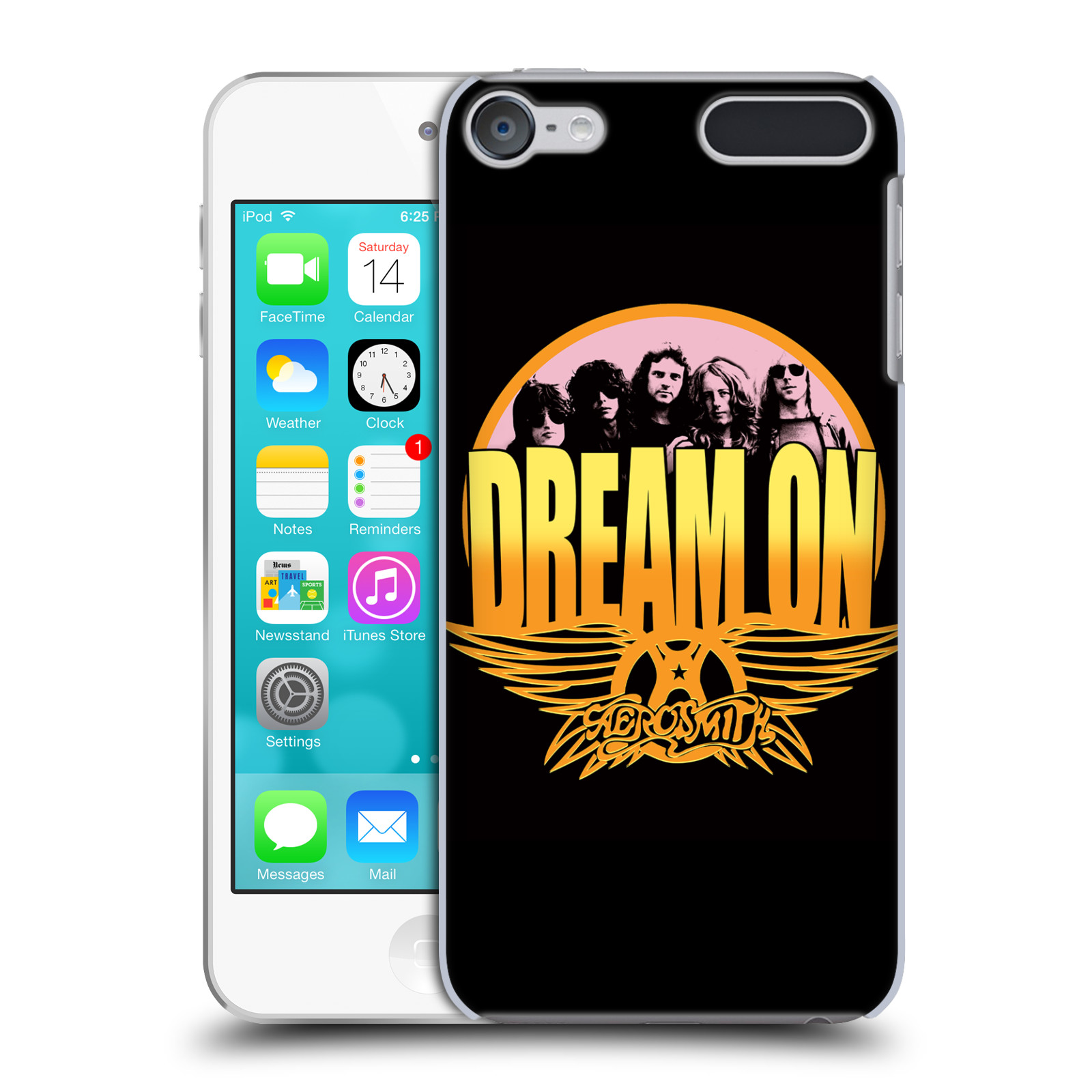 iphone 4 aerosmith coque rigide