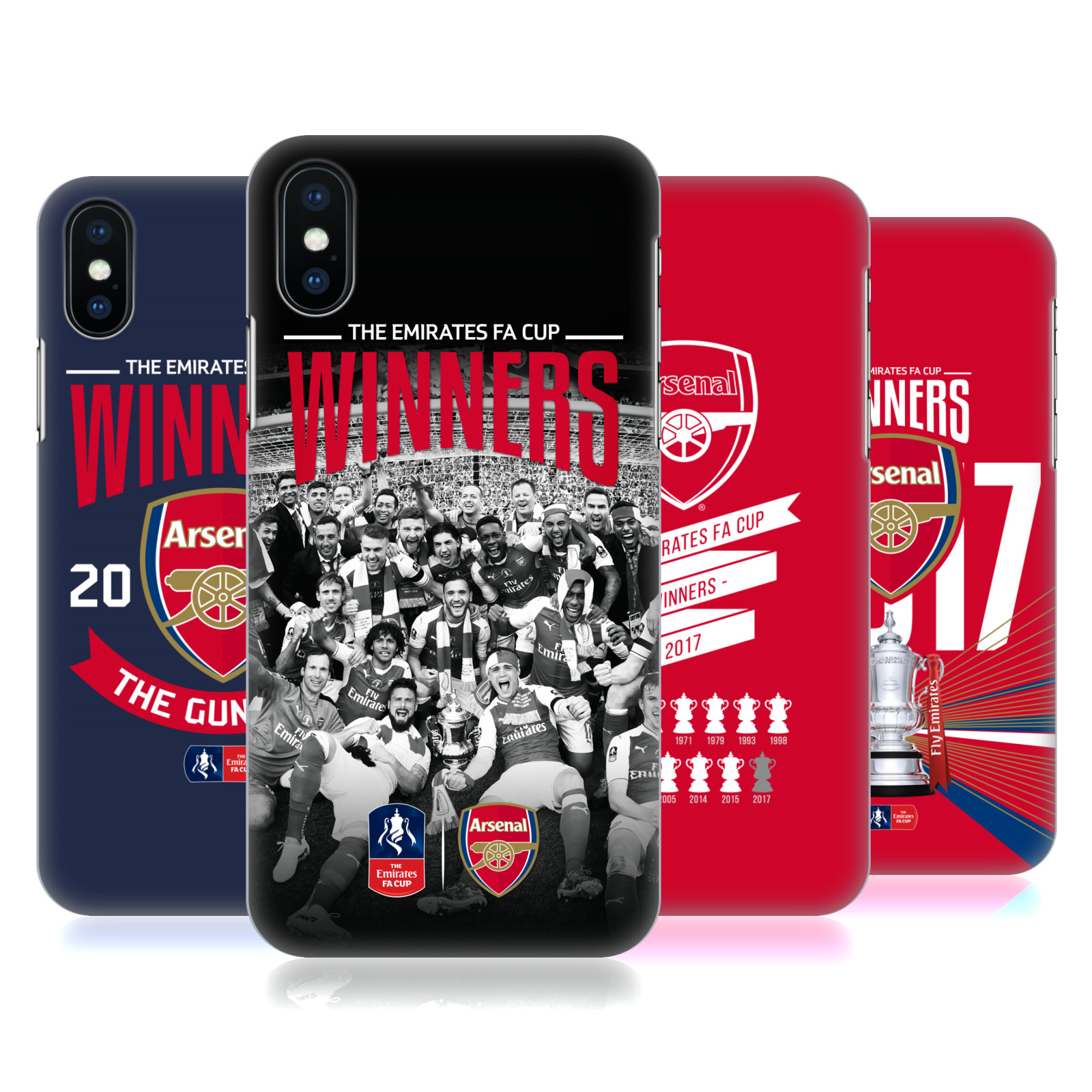 Arsenal FC 2017 The Emirates Fa Cup Winners