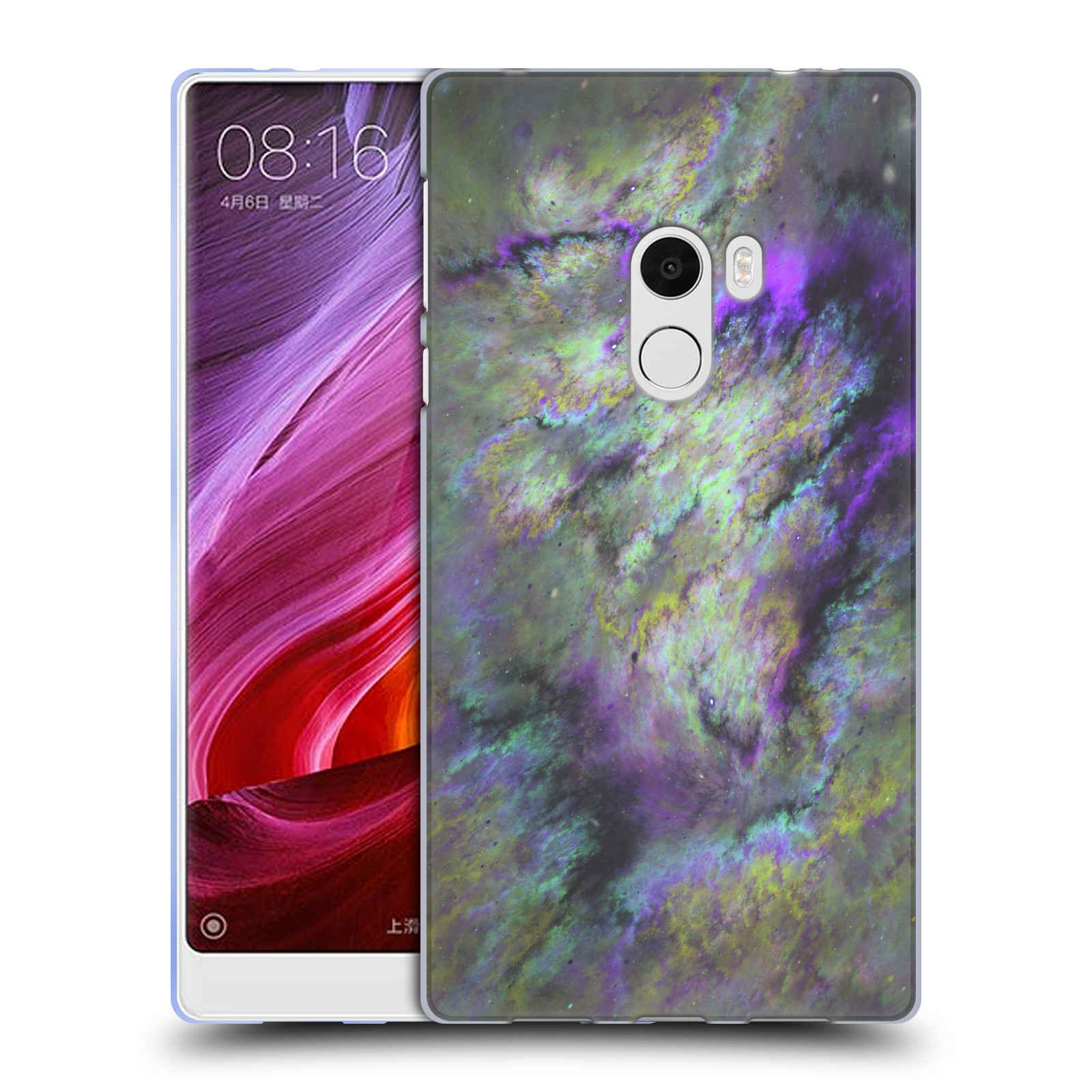 OFFICIAL-ANDI-GREYSCALE-CLOUDS-2-SOFT-GEL-CASE-FOR-XIAOMI-PHONES