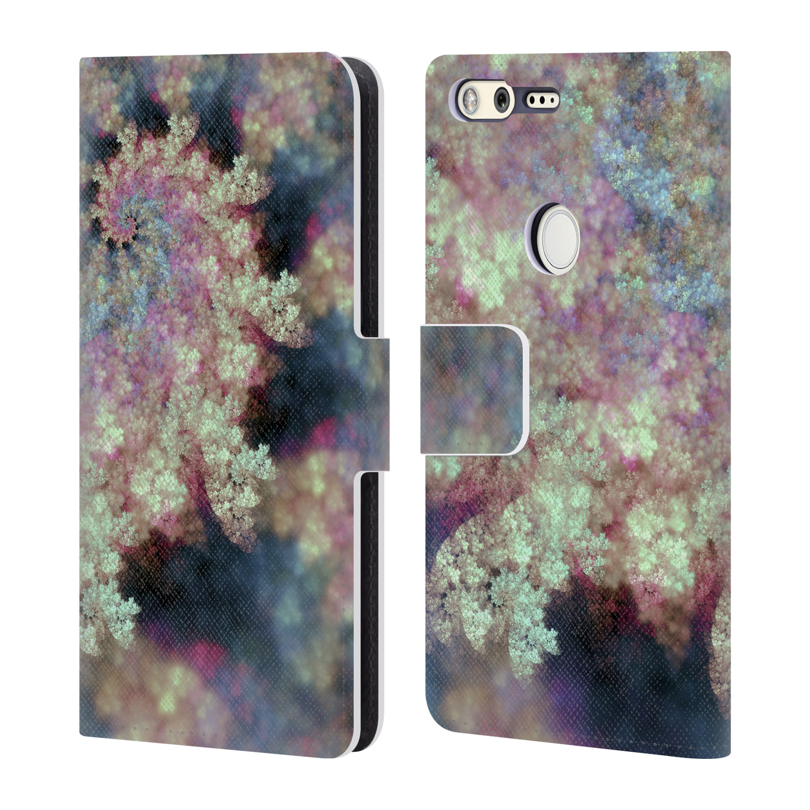 OFFICIAL-ANDI-GREYSCALE-KALEIDOSCOPE-LEATHER-BOOK-WALLET-CASE-FOR-GOOGLE-PHONES