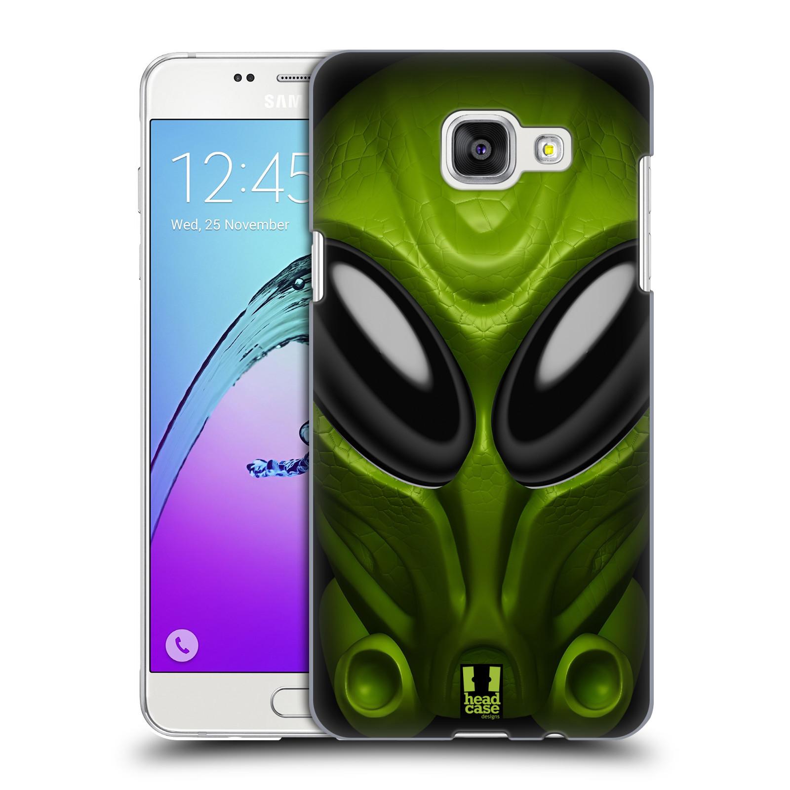 Plastové pouzdro na mobil Samsung Galaxy A5 (2016) - Head Case - Ufoun Mastermind