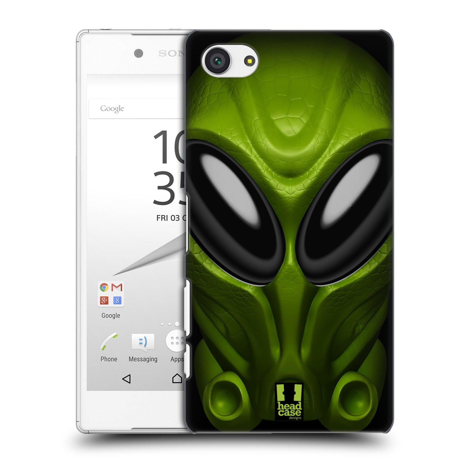 Plastové pouzdro na mobil Sony Xperia Z5 Compact - Head Case - Ufoun Mastermind