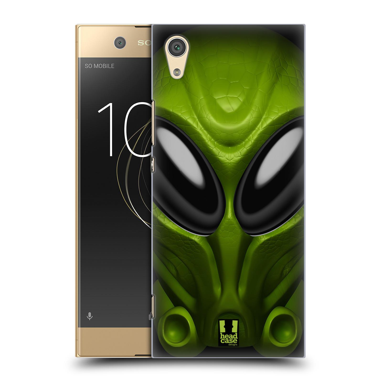 Plastové pouzdro na mobil Sony Xperia XA1 - Head Case - Ufoun Mastermind