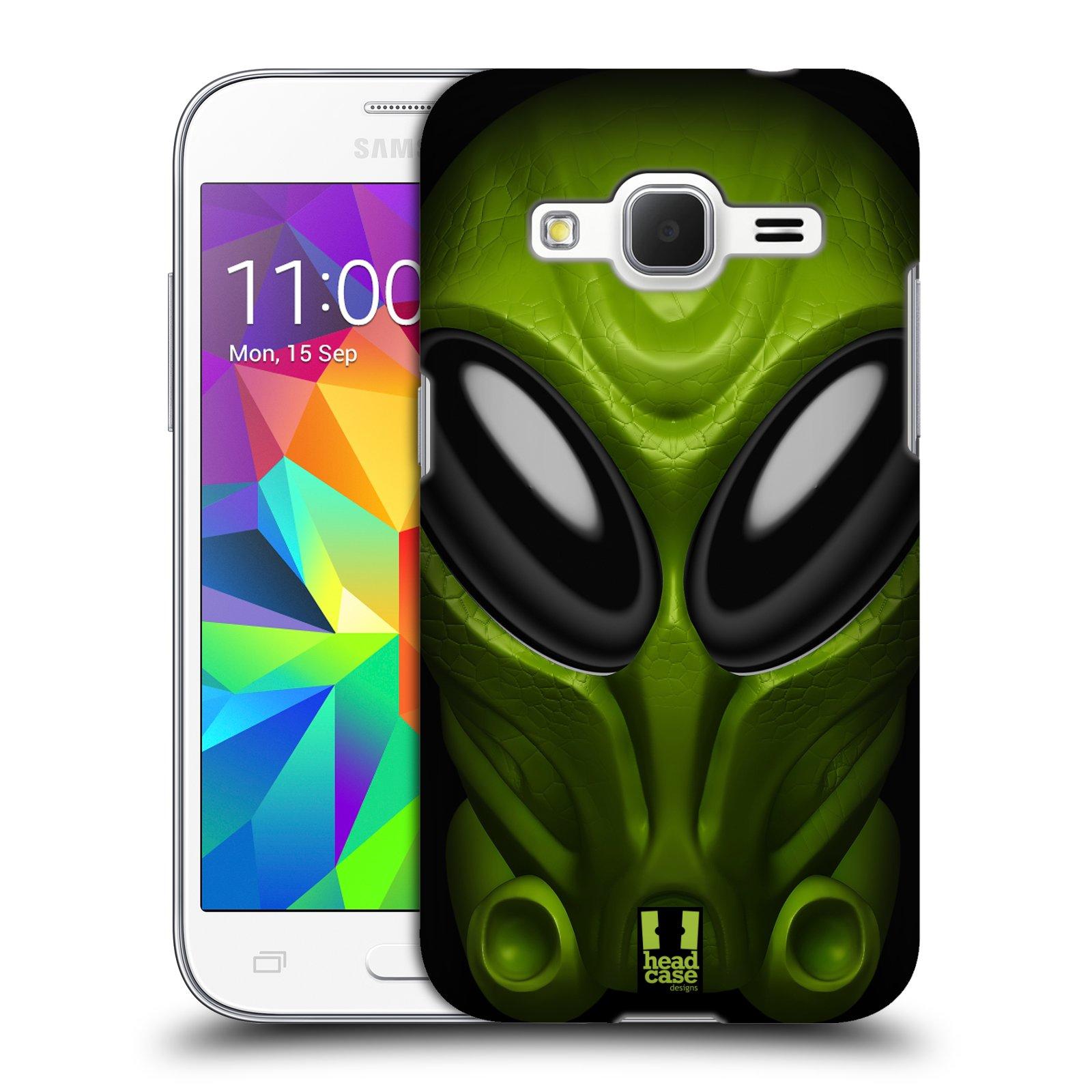 Plastové pouzdro na mobil Samsung Galaxy Core Prime LTE - Head Case - Ufoun Mastermind