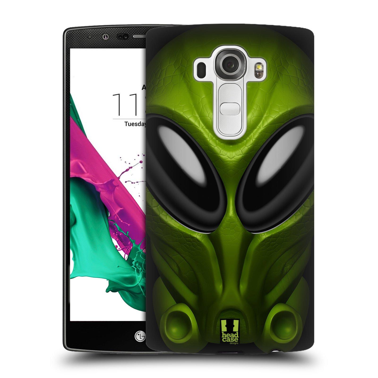 Plastové pouzdro na mobil LG G4 - Head Case - Ufoun Mastermind