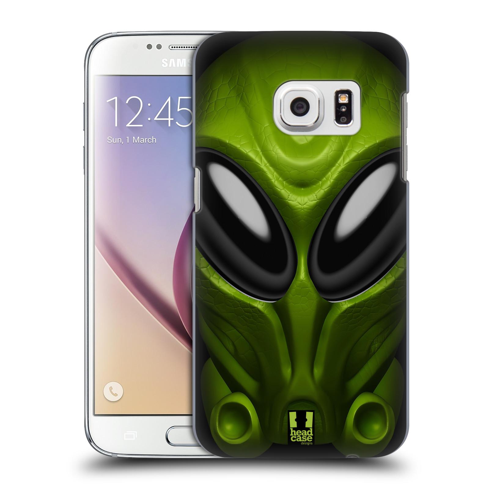 Plastové pouzdro na mobil Samsung Galaxy S7 - Head Case - Ufoun Mastermind