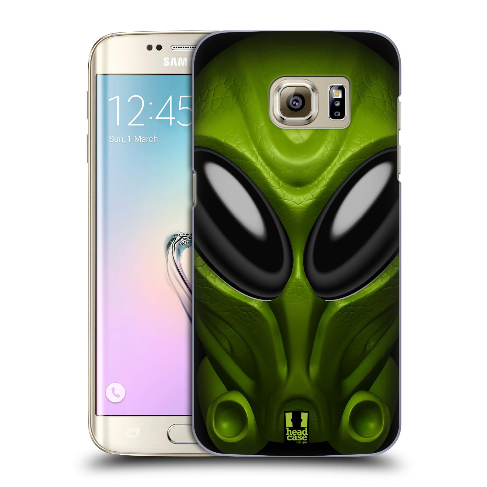 Plastové pouzdro na mobil Samsung Galaxy S7 Edge - Head Case - Ufoun Mastermind