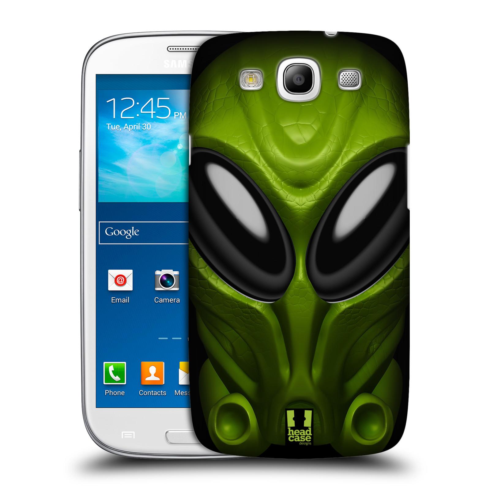 Plastové pouzdro na mobil Samsung Galaxy S III - Head Case - Ufoun Mastermind