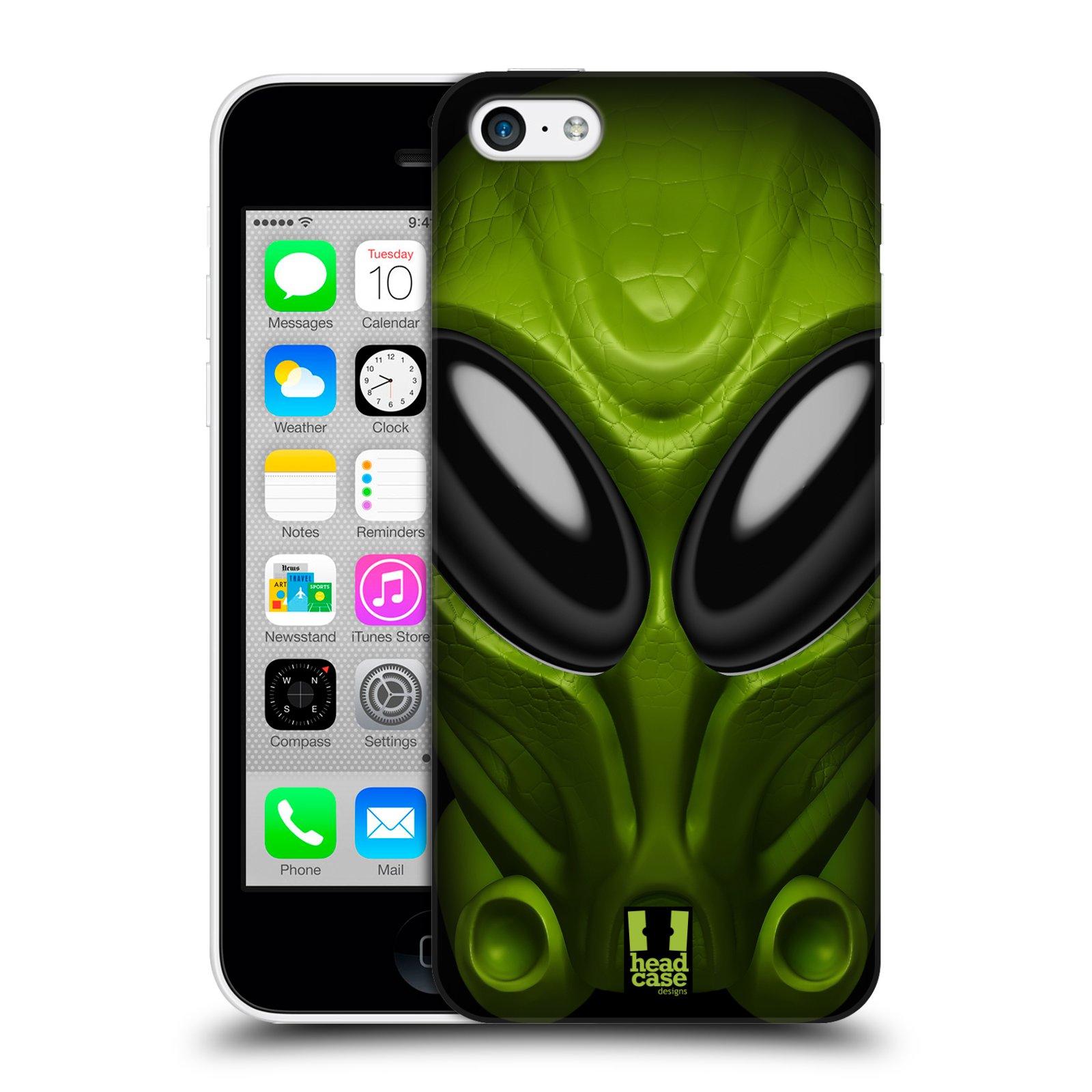 Plastové pouzdro na mobil Apple iPhone 5C - Head Case - Ufoun Mastermind