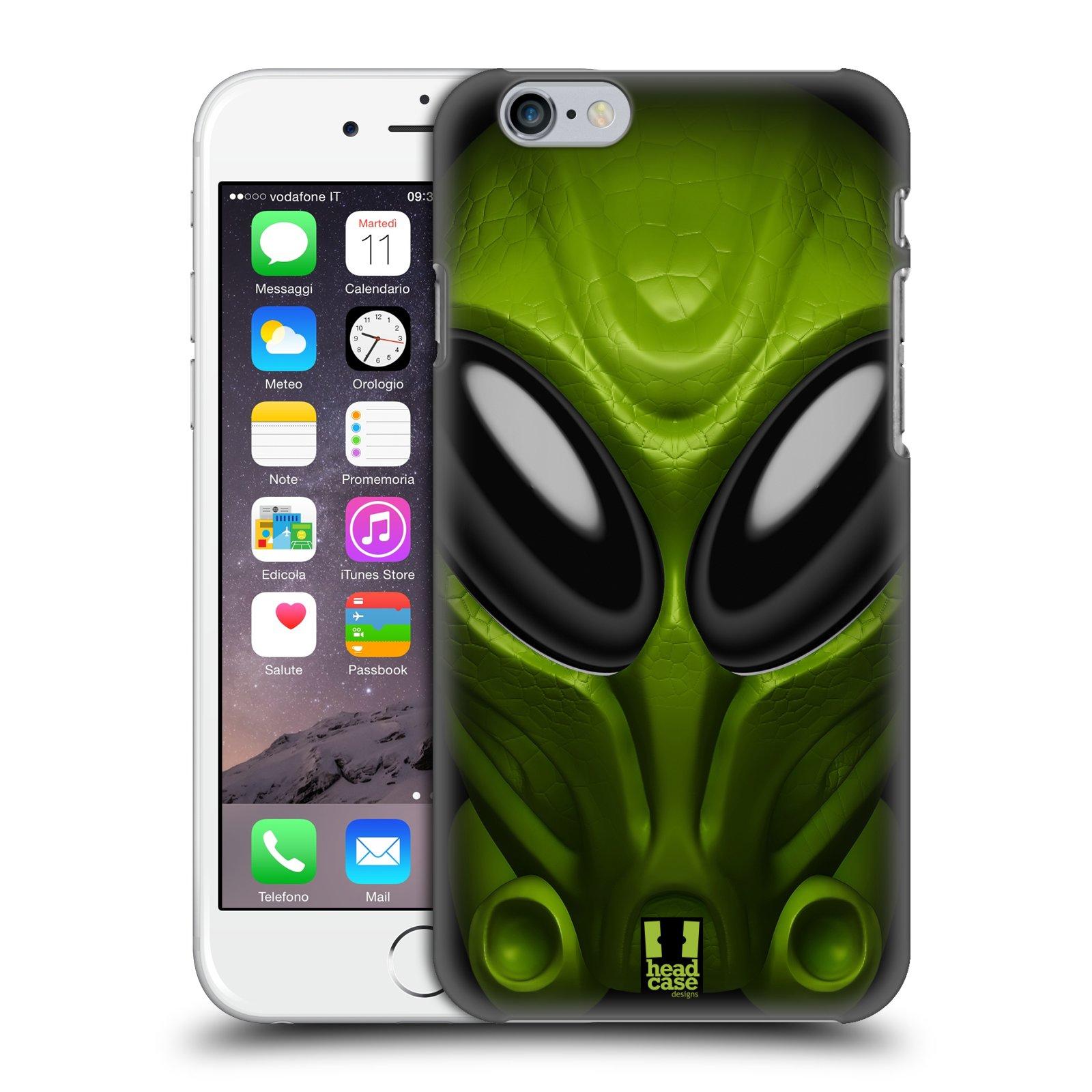 Plastové pouzdro na mobil Apple iPhone 6 - Head Case - Ufoun Mastermind