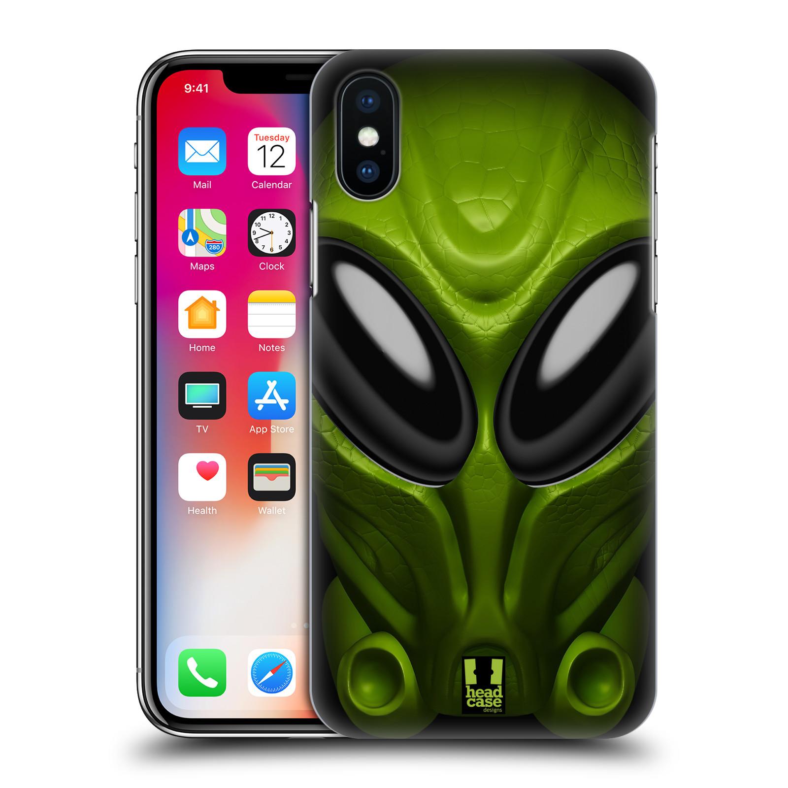 Plastové pouzdro na mobil Apple iPhone X- Head Case - Ufoun Mastermind