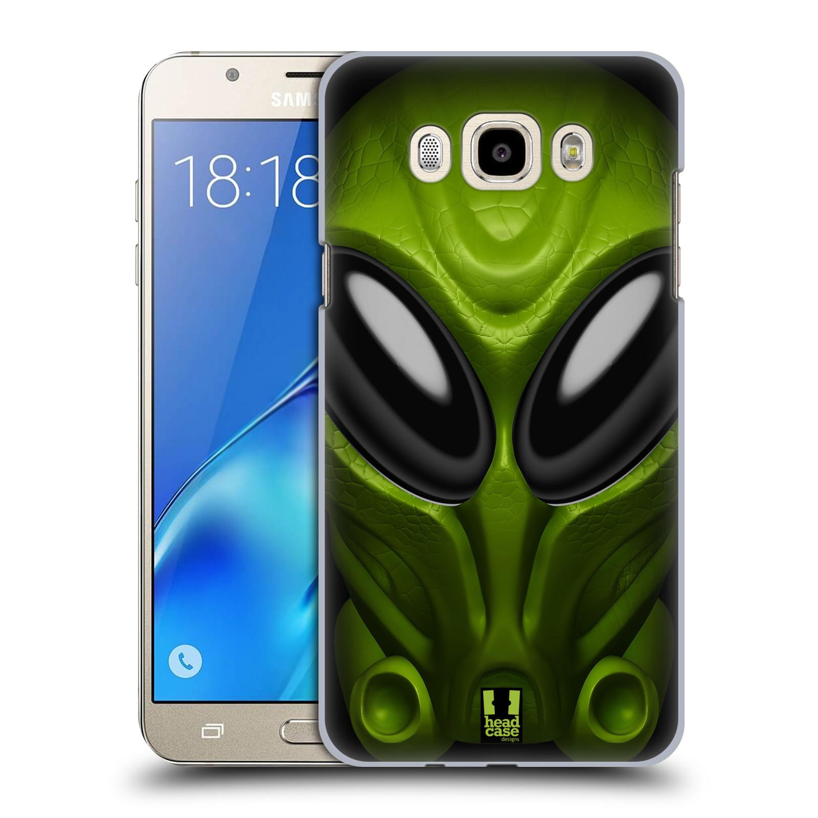 Plastové pouzdro na mobil Samsung Galaxy J7 (2016) - Head Case - Ufoun Mastermind