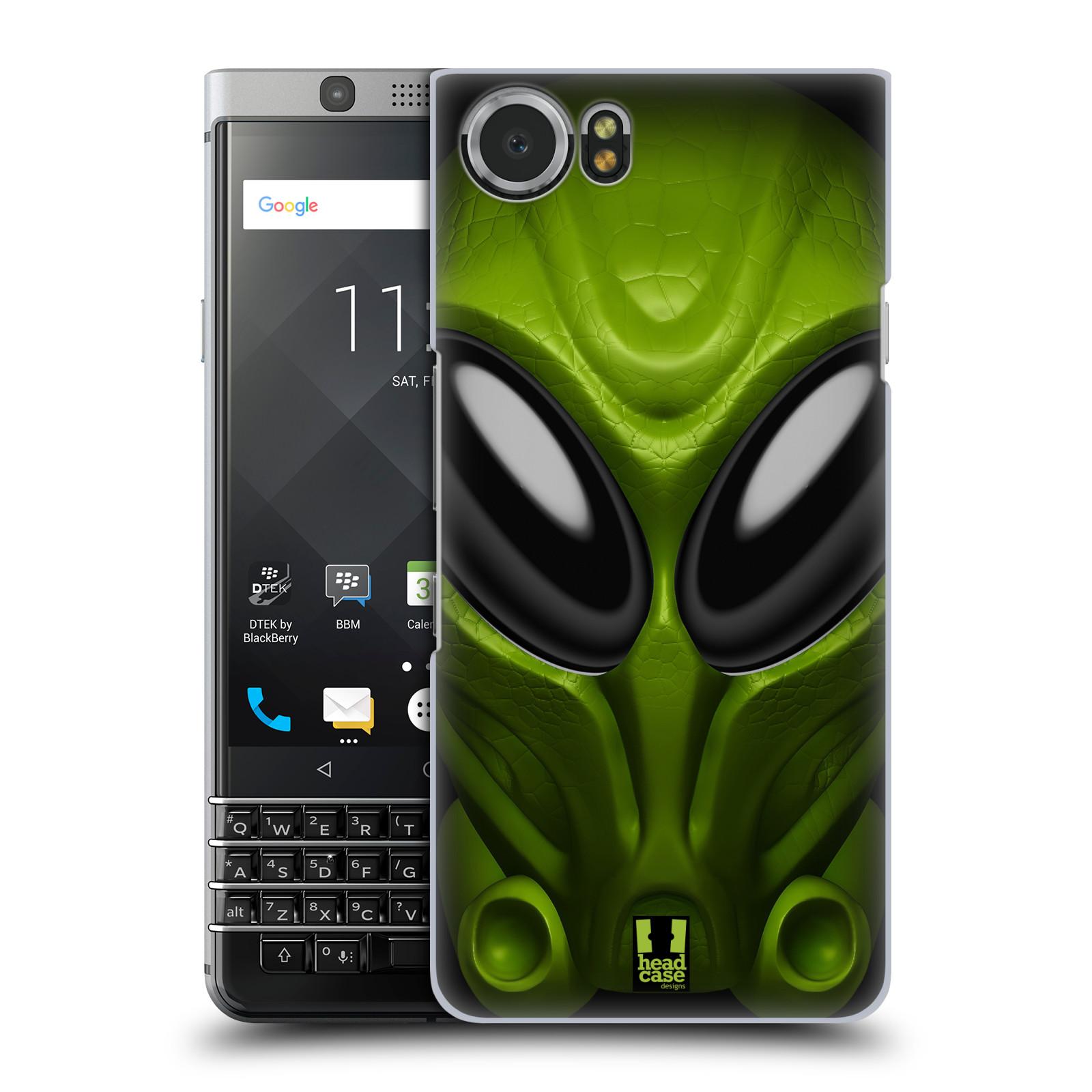 Plastové pouzdro na mobil BlackBerry KEYone - Head Case - Ufoun Mastermind